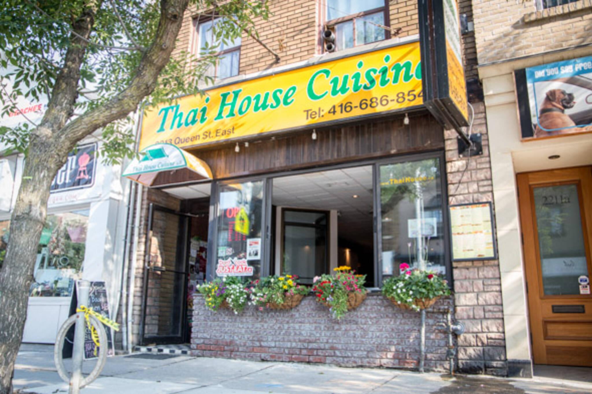 thai house cuisine toronto