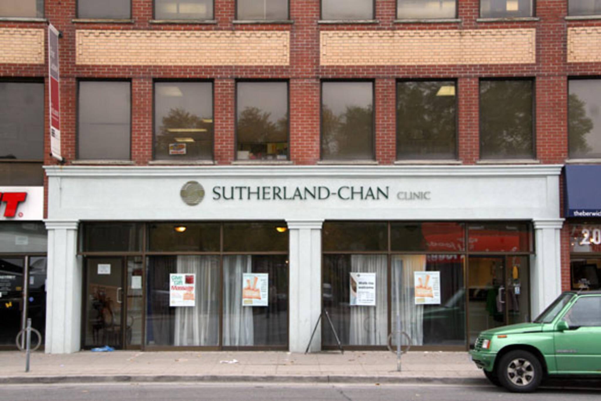 Sutherland Chan