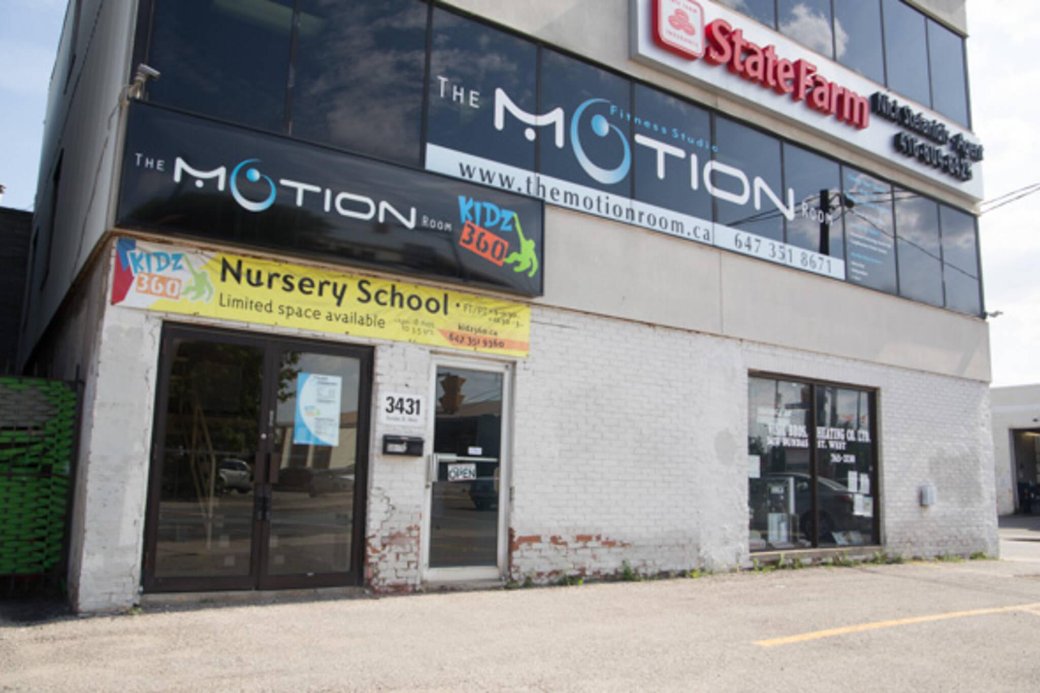 The Motion Room Toronto