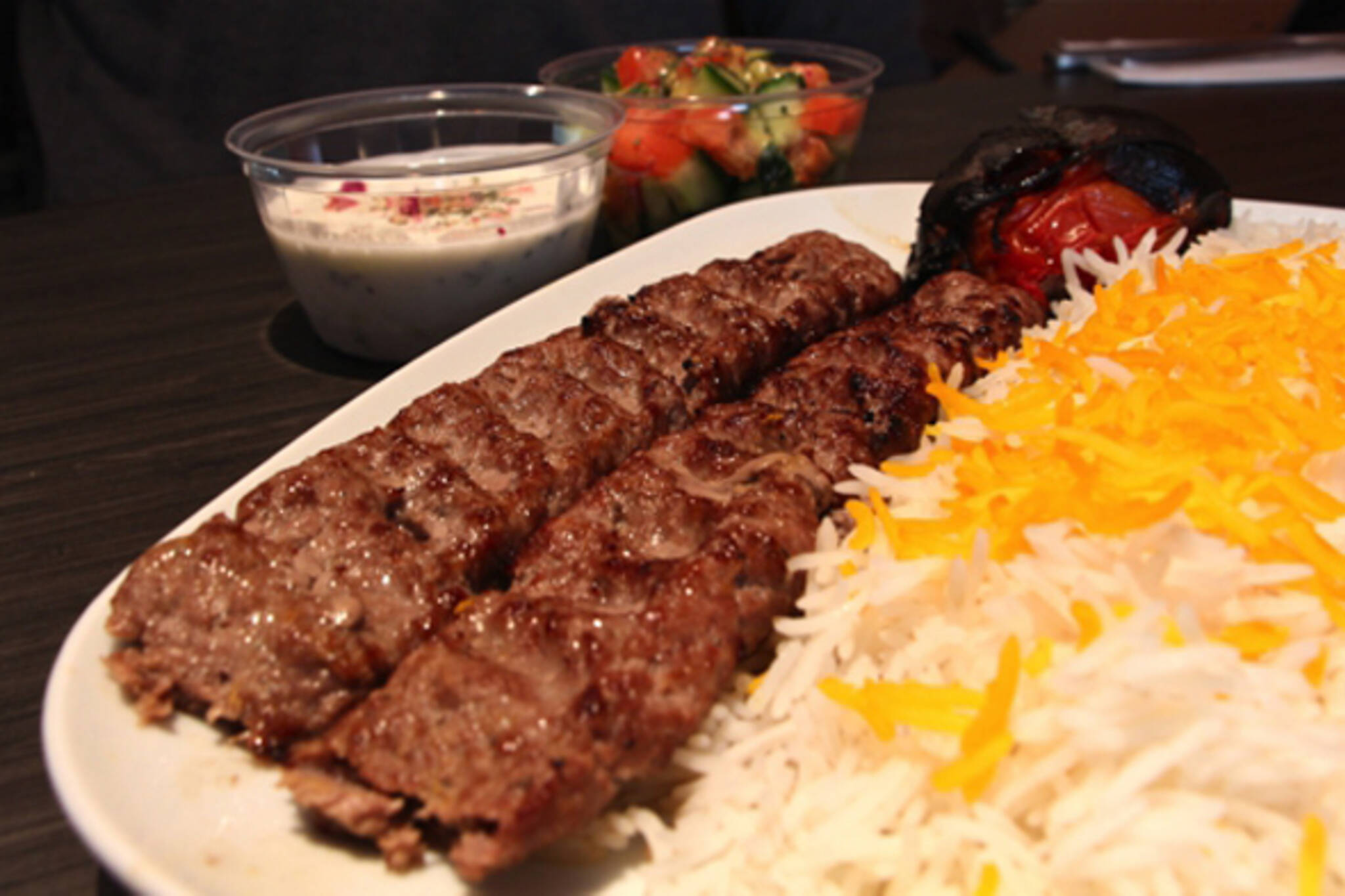 sumac kebab kitchen toronto