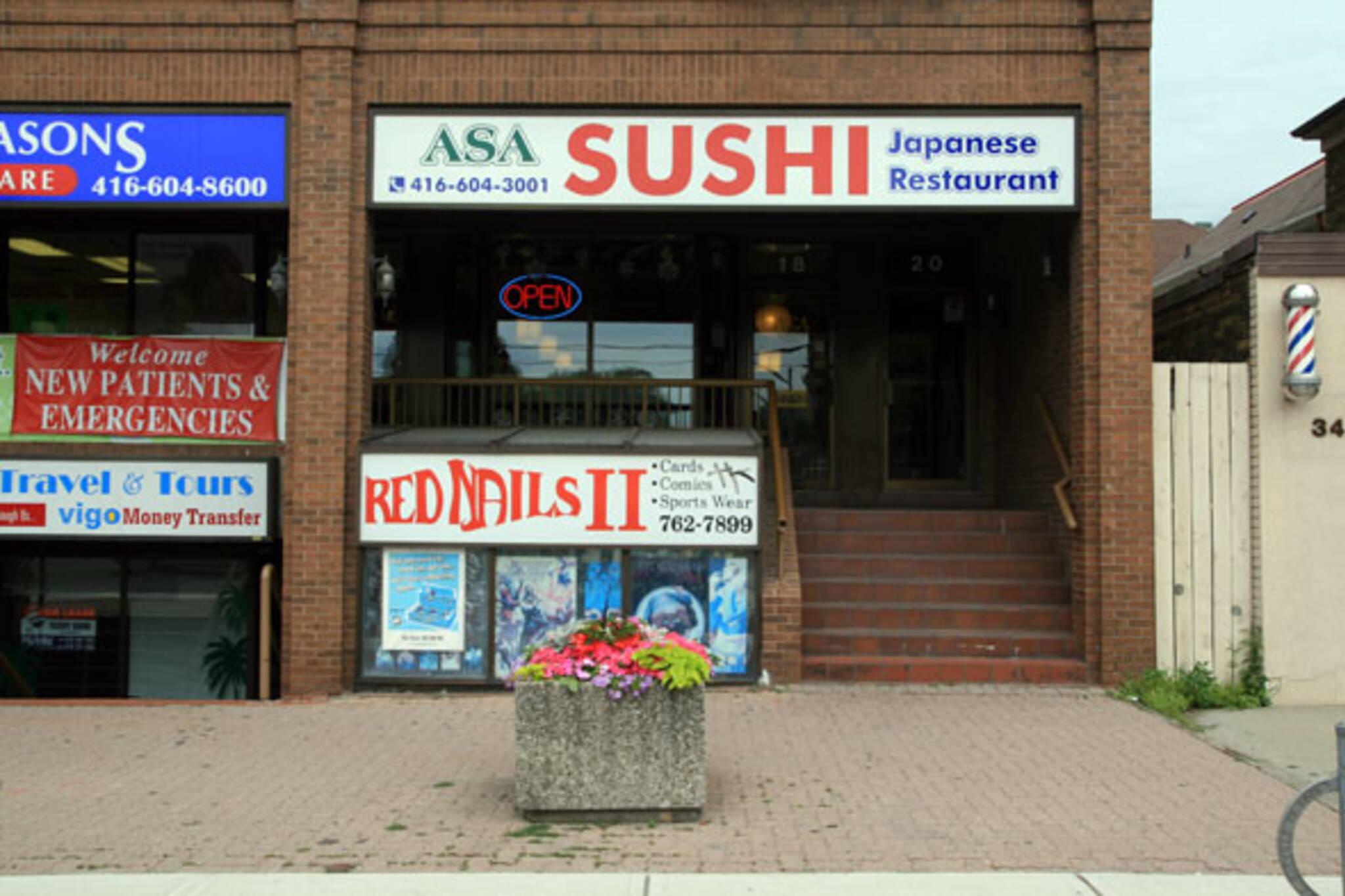 Asa Sushi Toronto