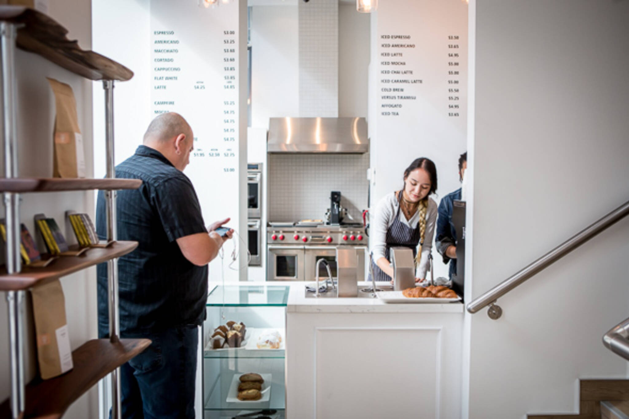 Versus Coffee Toronto