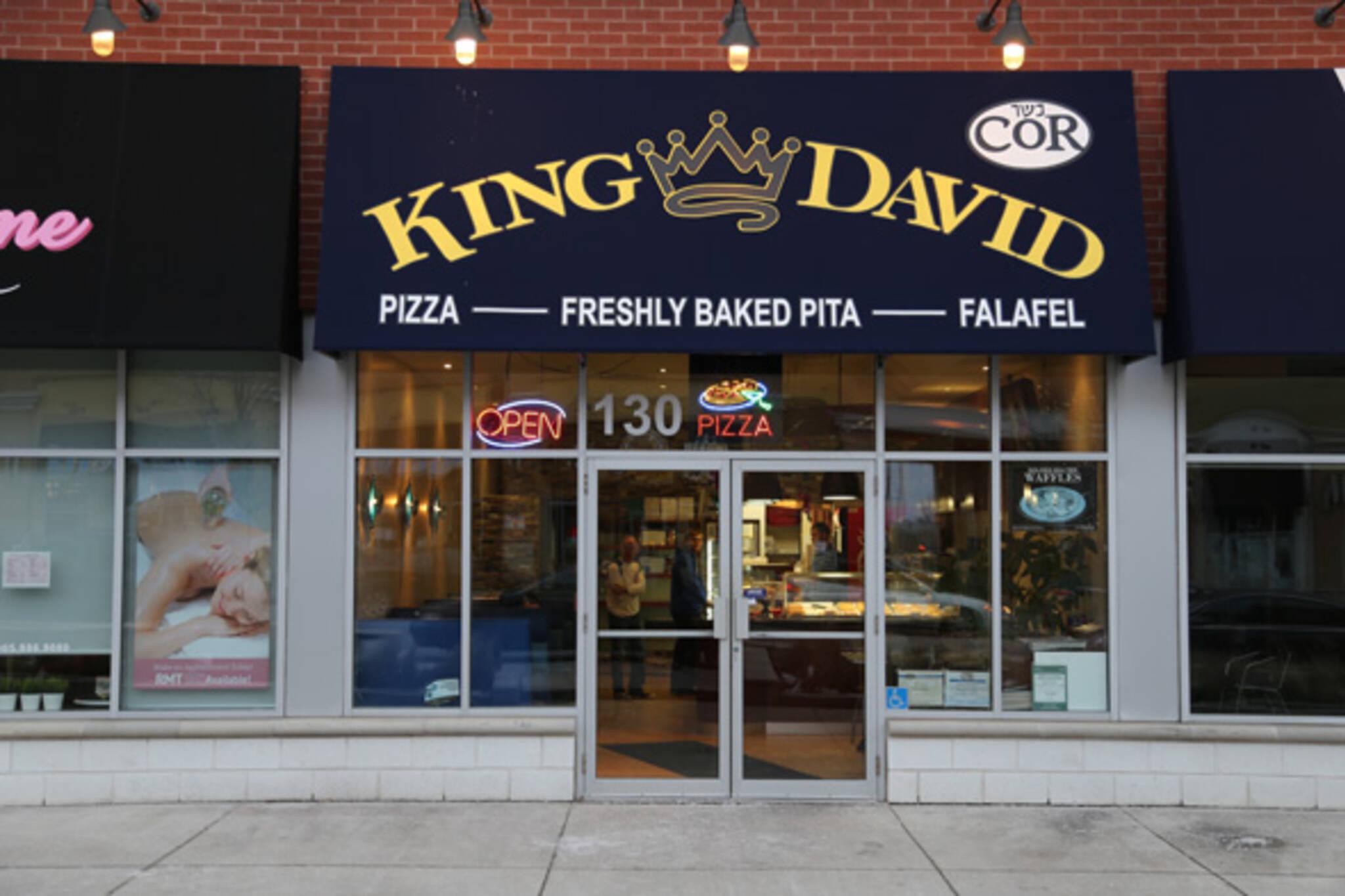 King David Toronto
