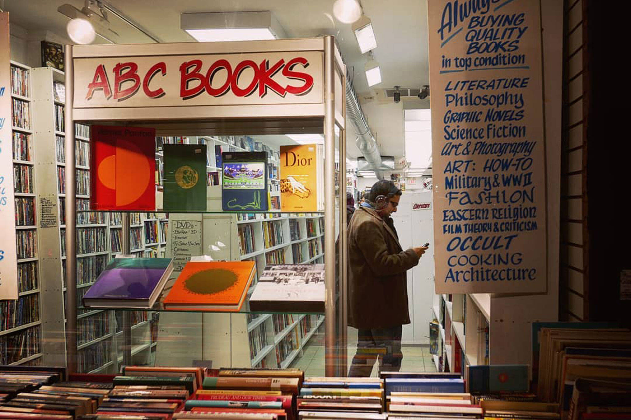 abc bookstore toronto