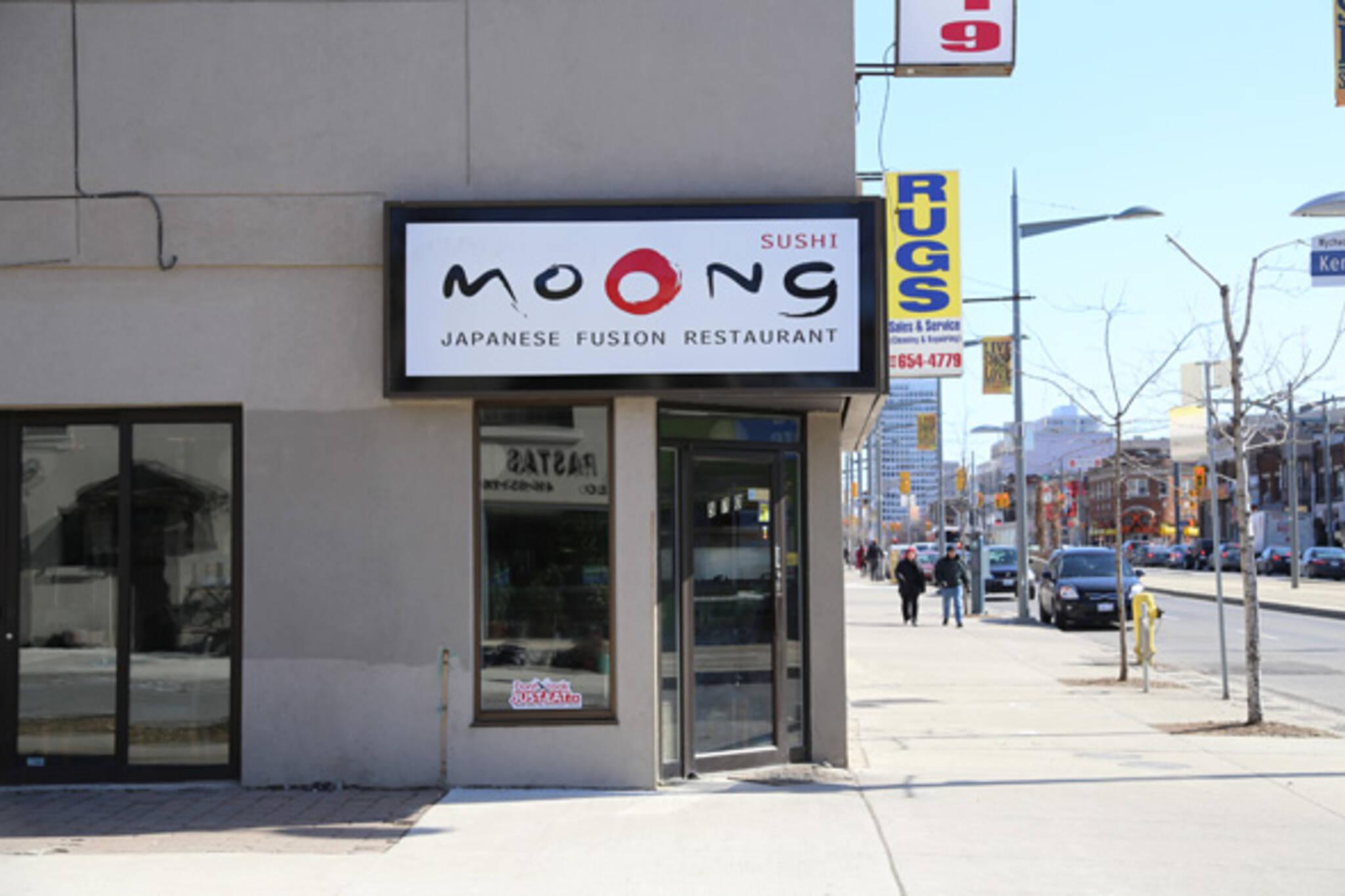 Moong Sushi Toronto