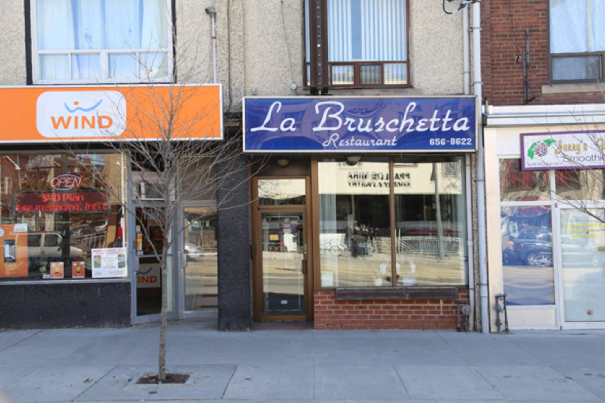 La Bruschetta Toronto