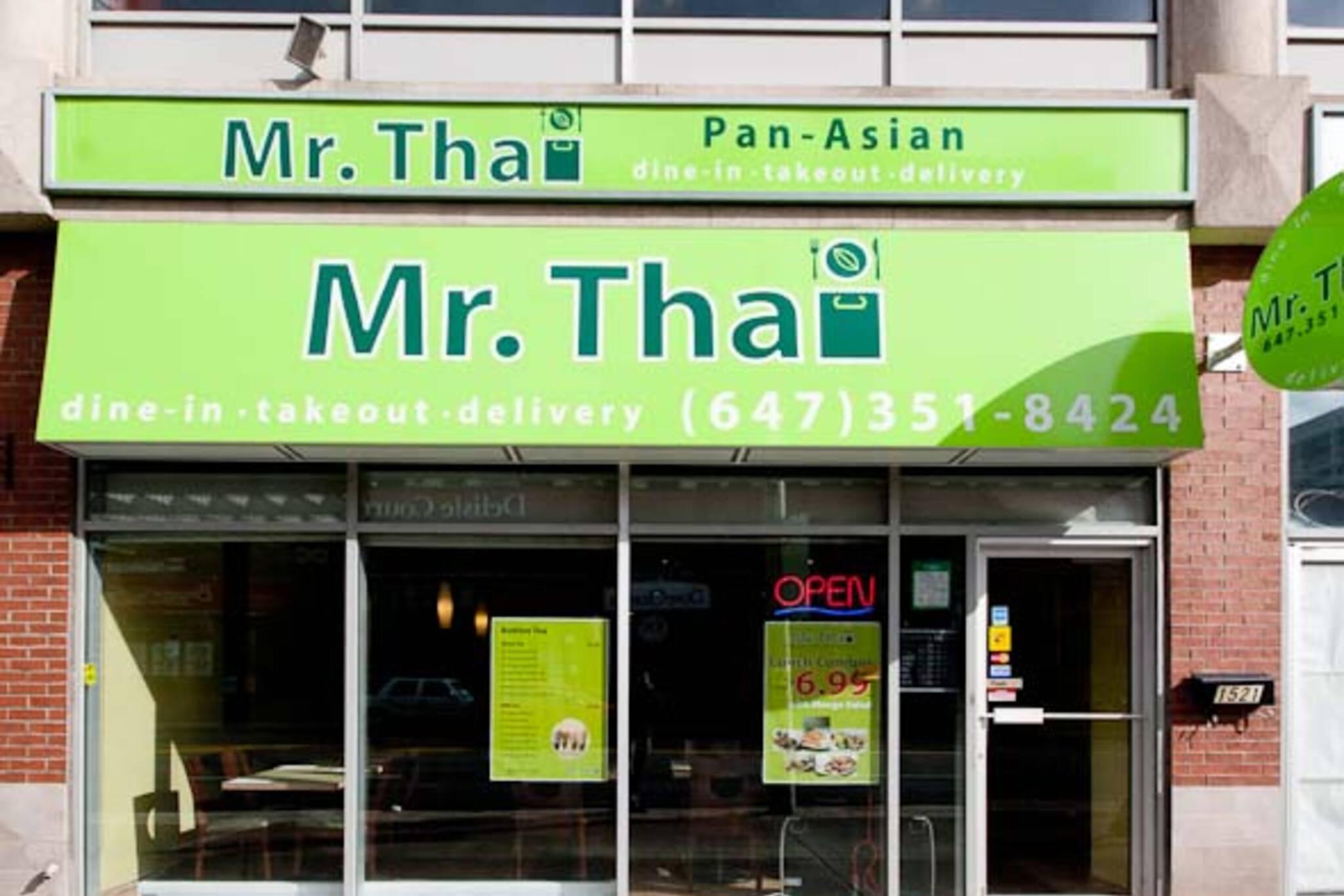 Mr. Thai Toronto