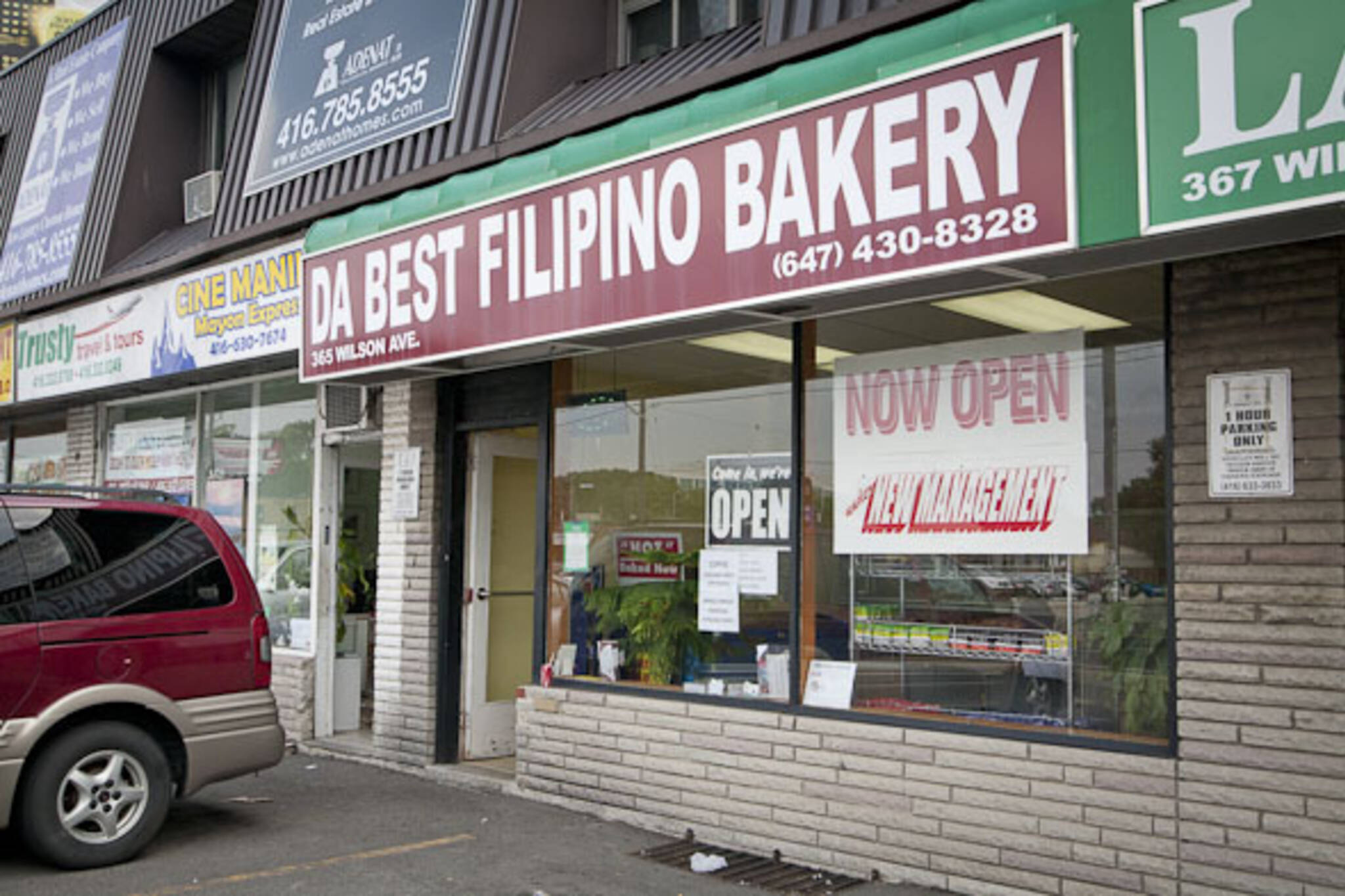 Da Best Filipino Bakery