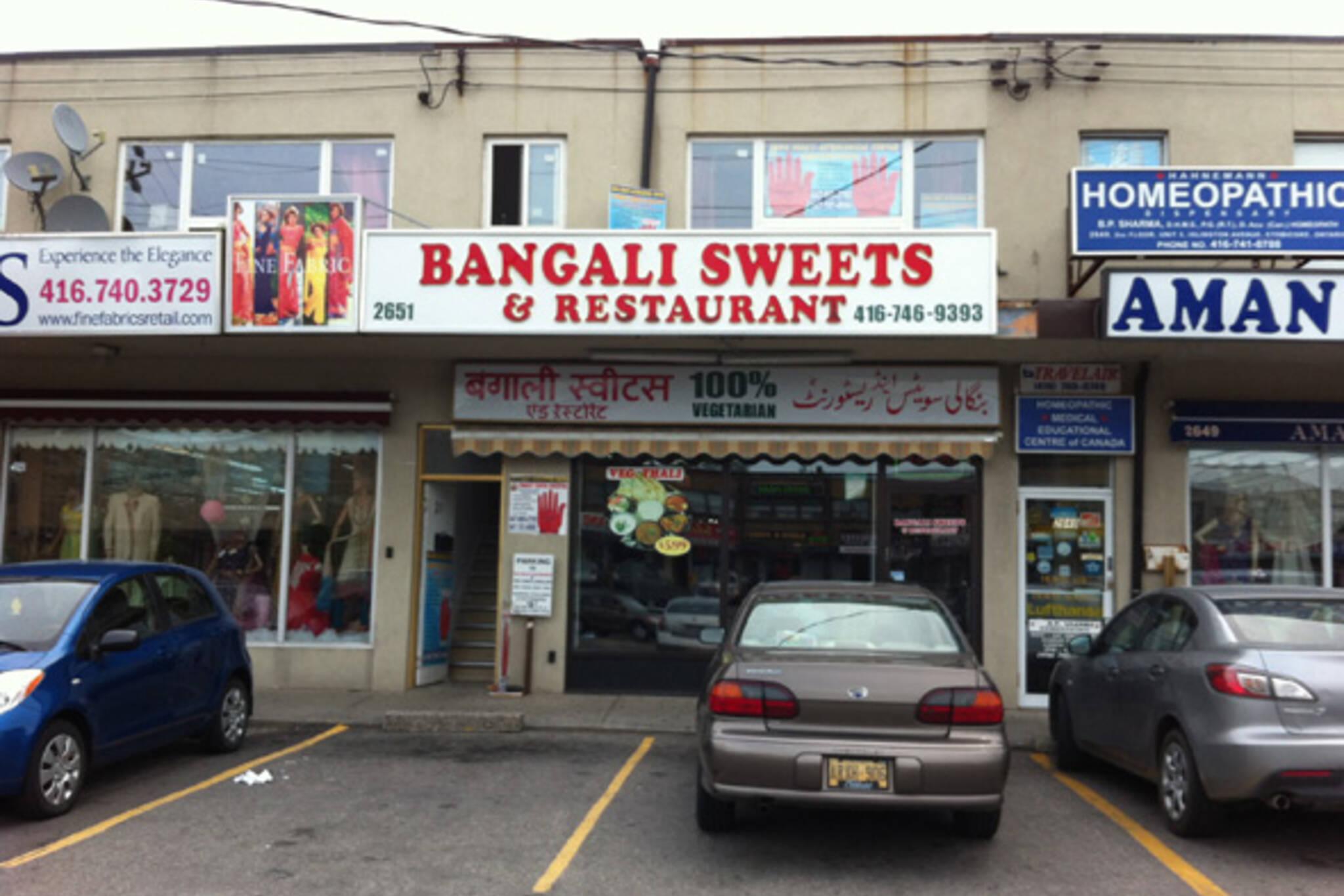 Indian Restaurant Islington Toronto