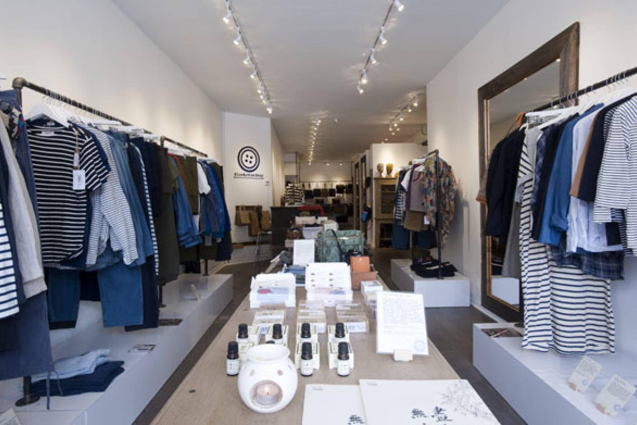 Blue Button Shop Toronto