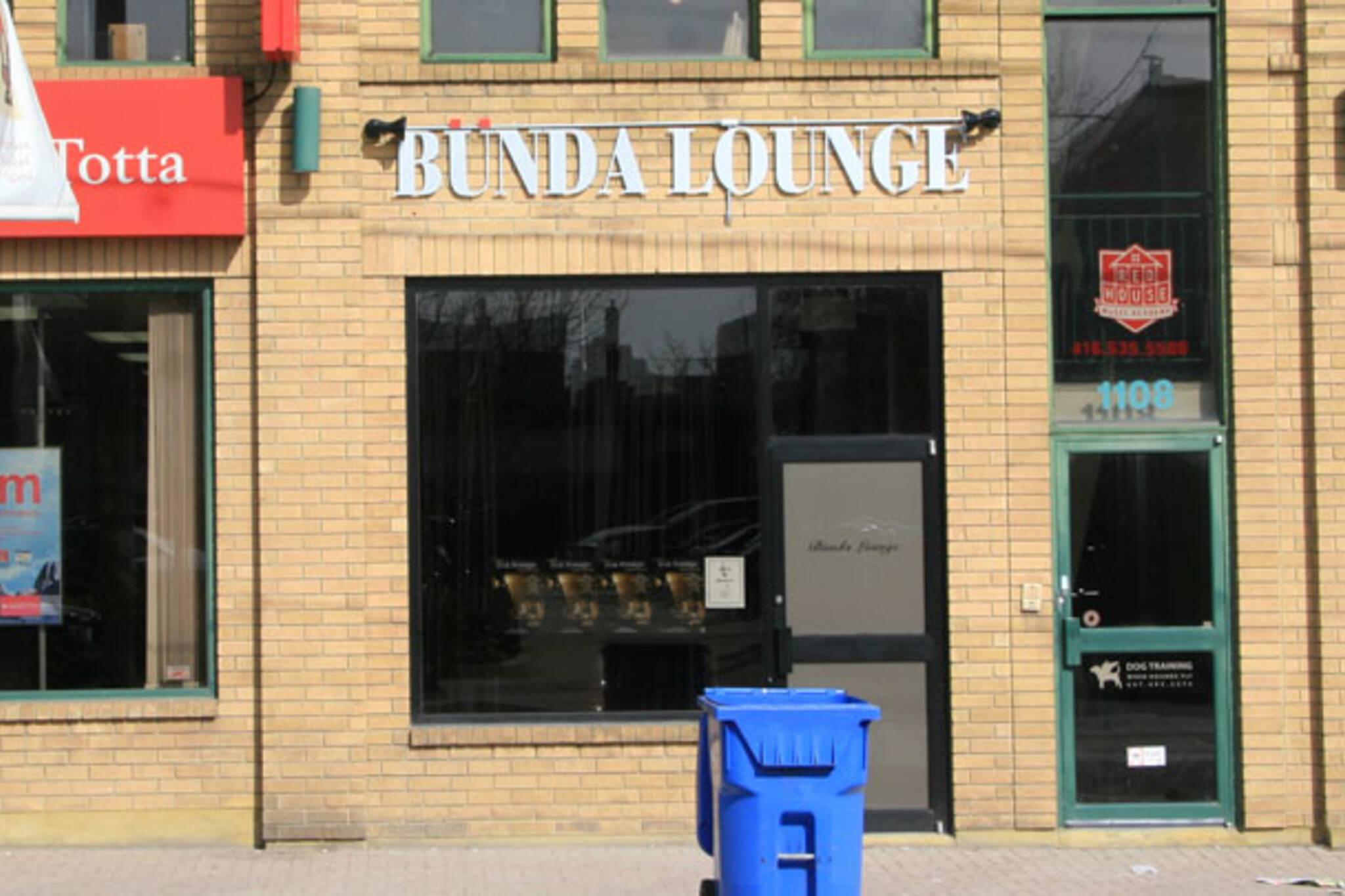 Bunda Lounge Toronto
