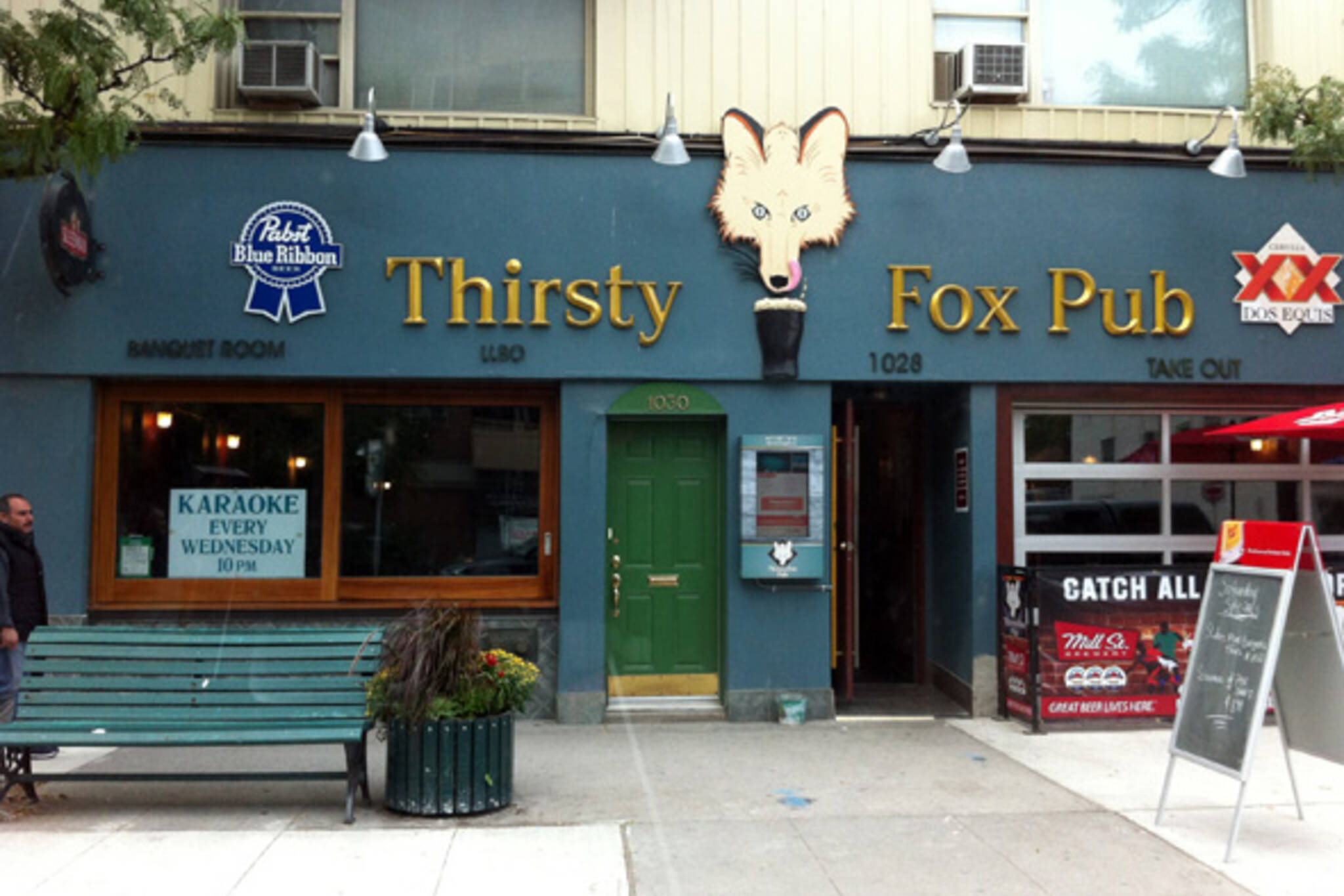 thirsty fox pub