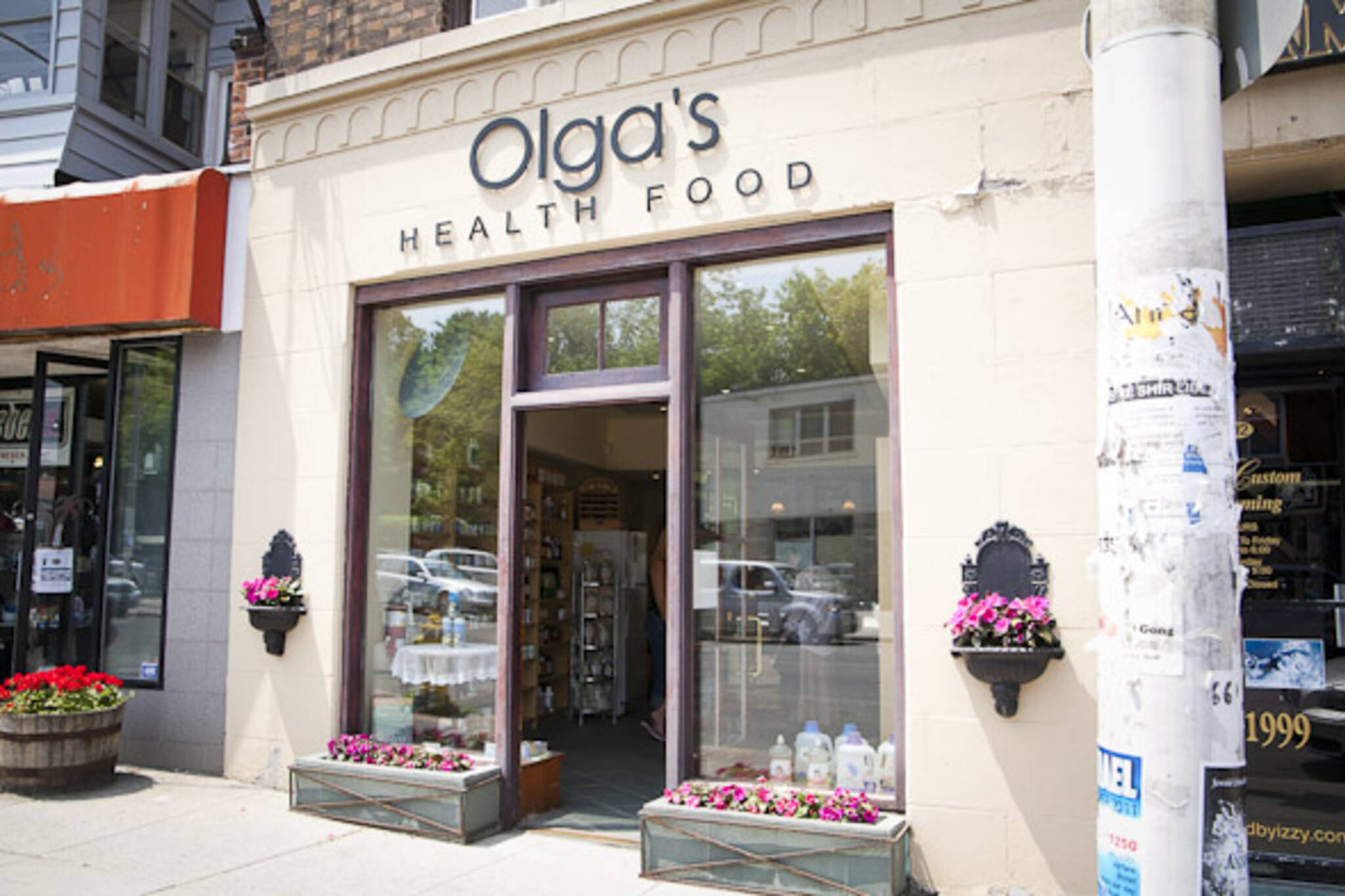 Olgas Health Food