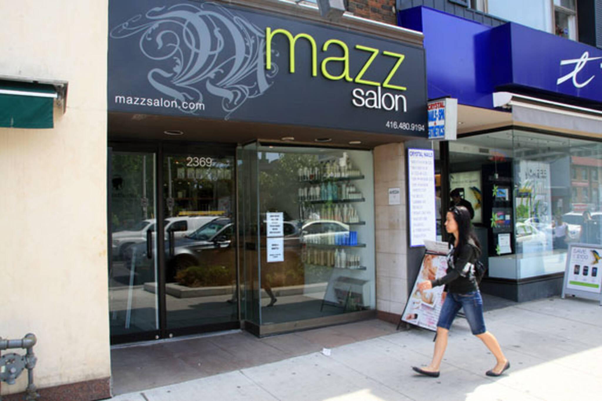 Mazz Salon