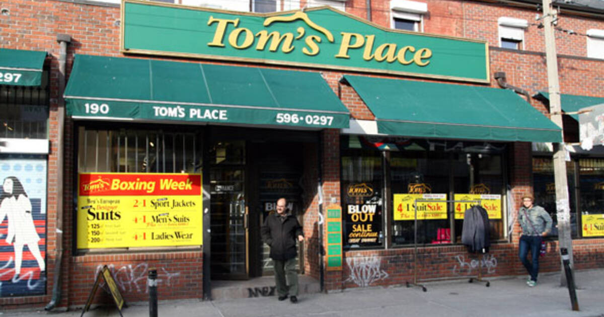 205502c1f4094 Tom's Place - blogTO - Toronto