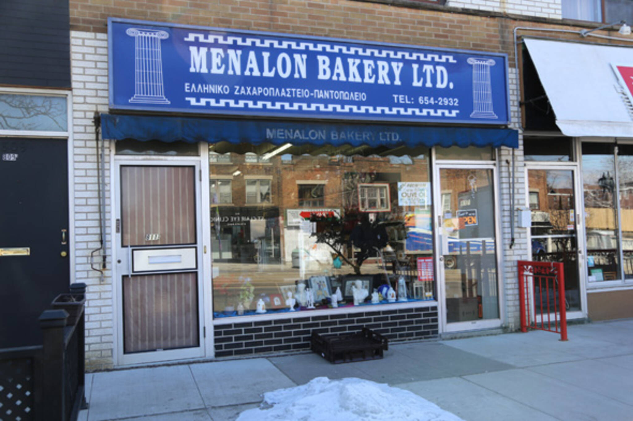 Menalon Bakery Toronto