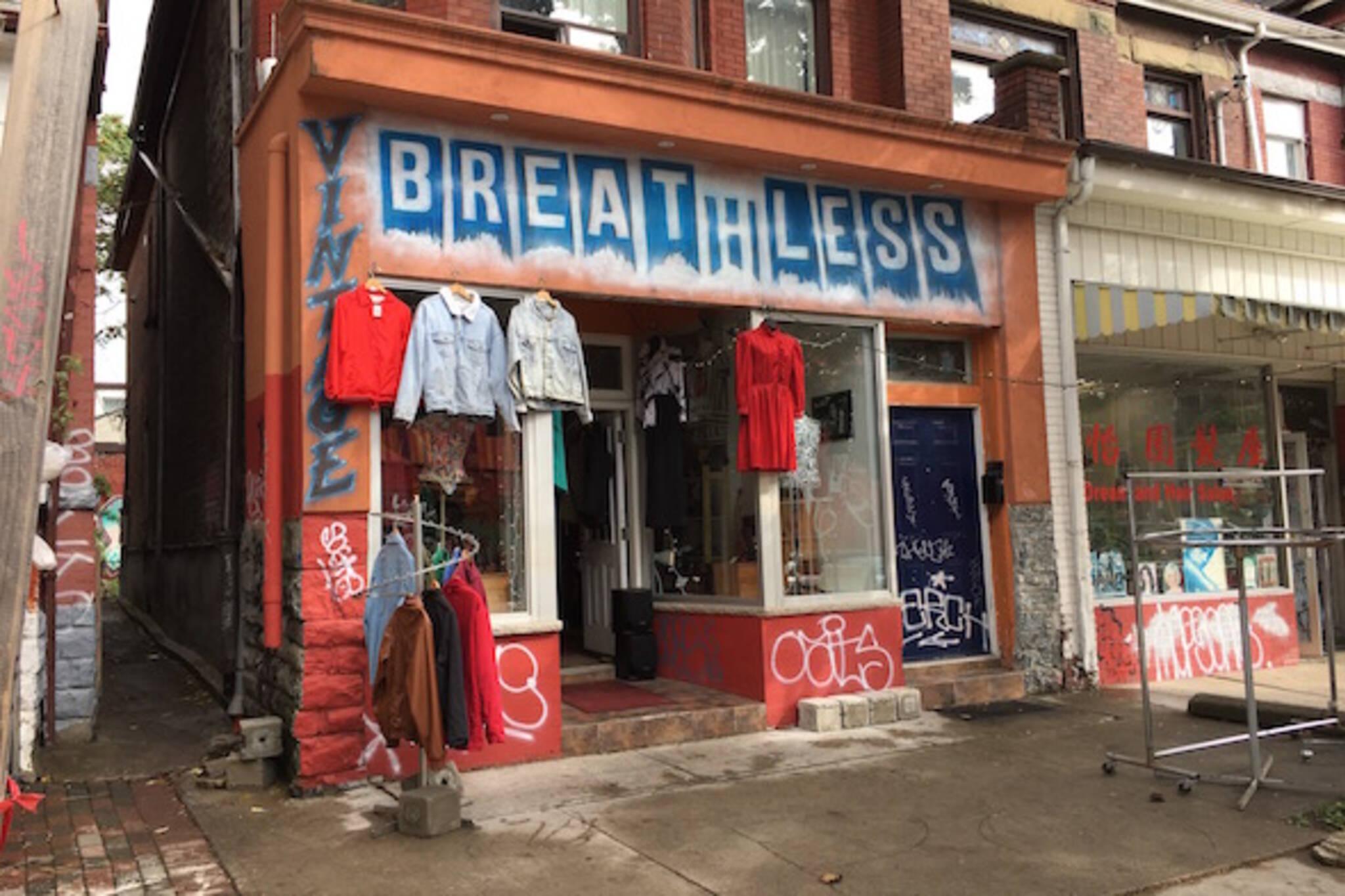 Breathless Vintage Toronto