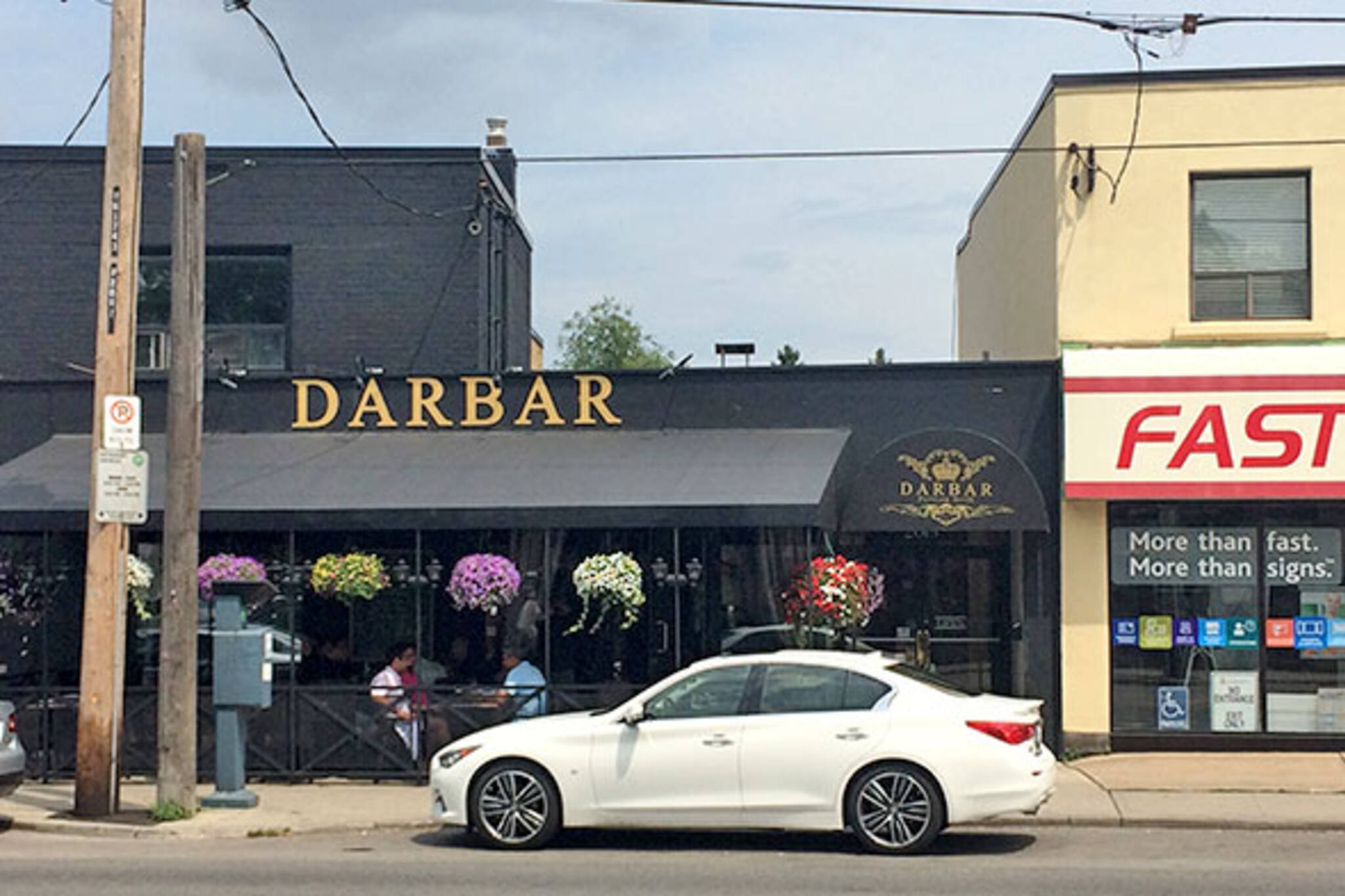 Darbar Avenue Toronto
