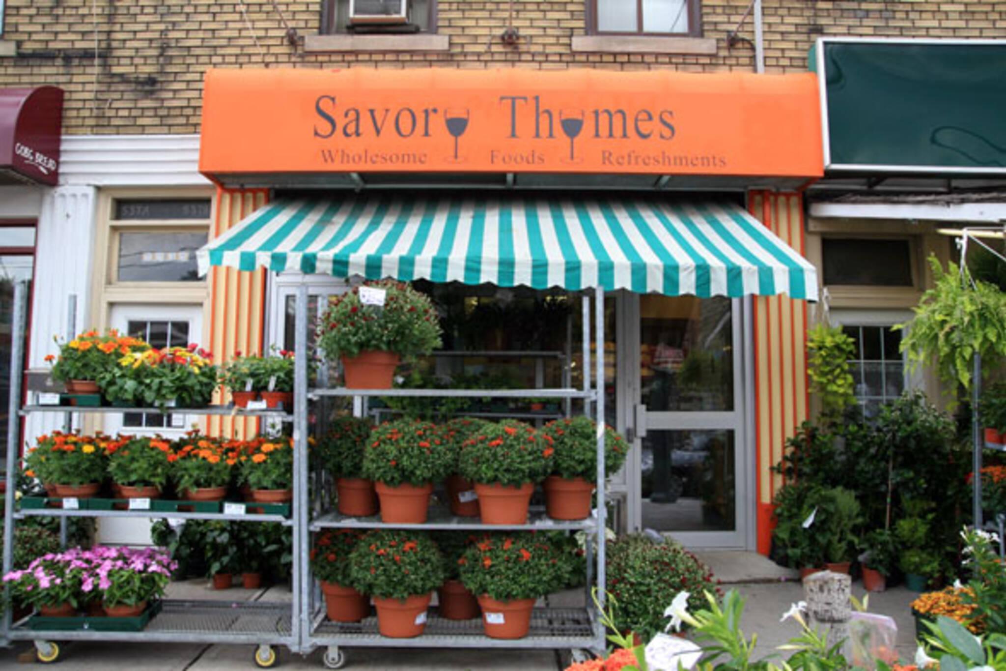Savory Thymes Toronto