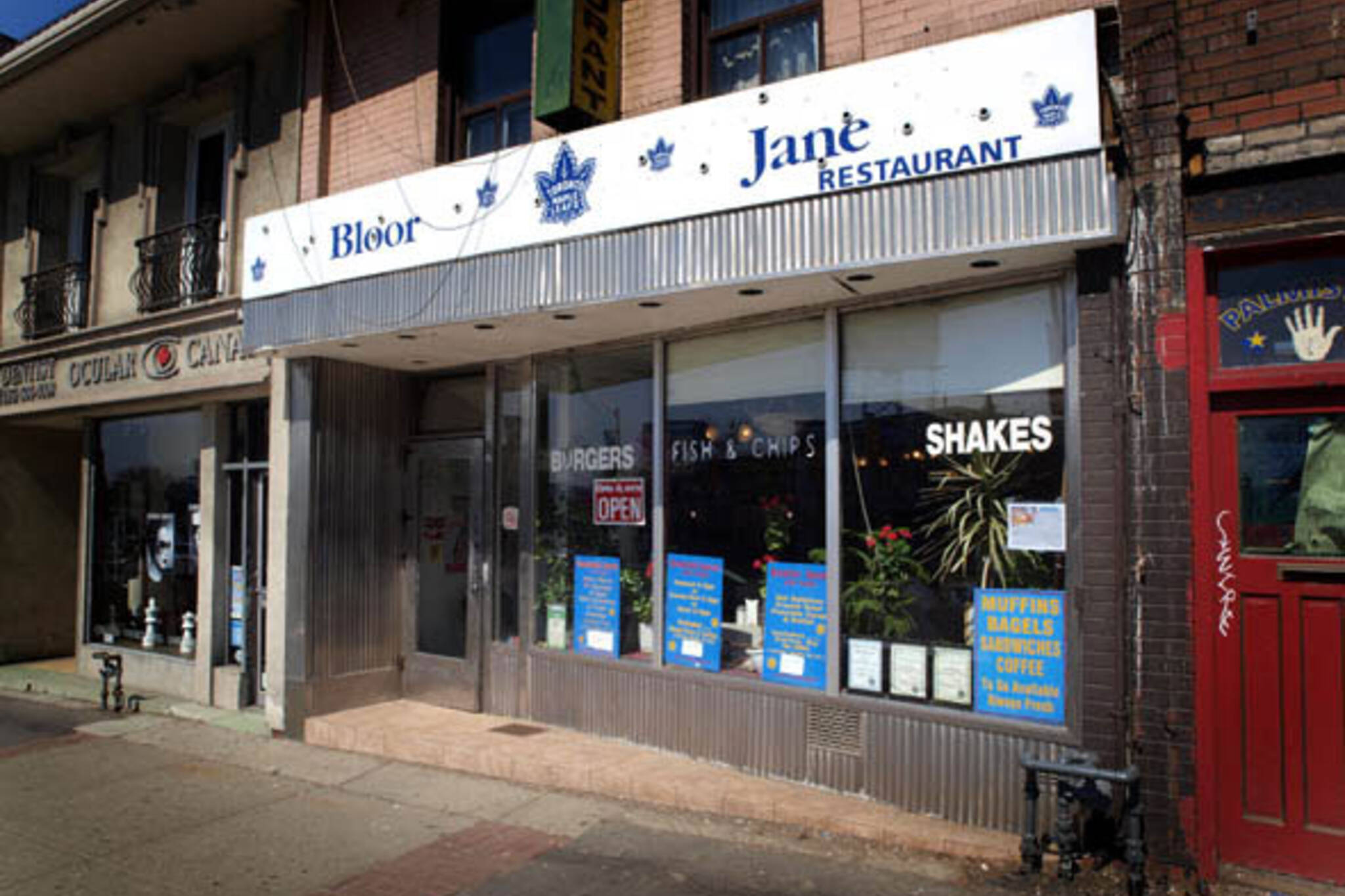Bloor Jane Restaurant