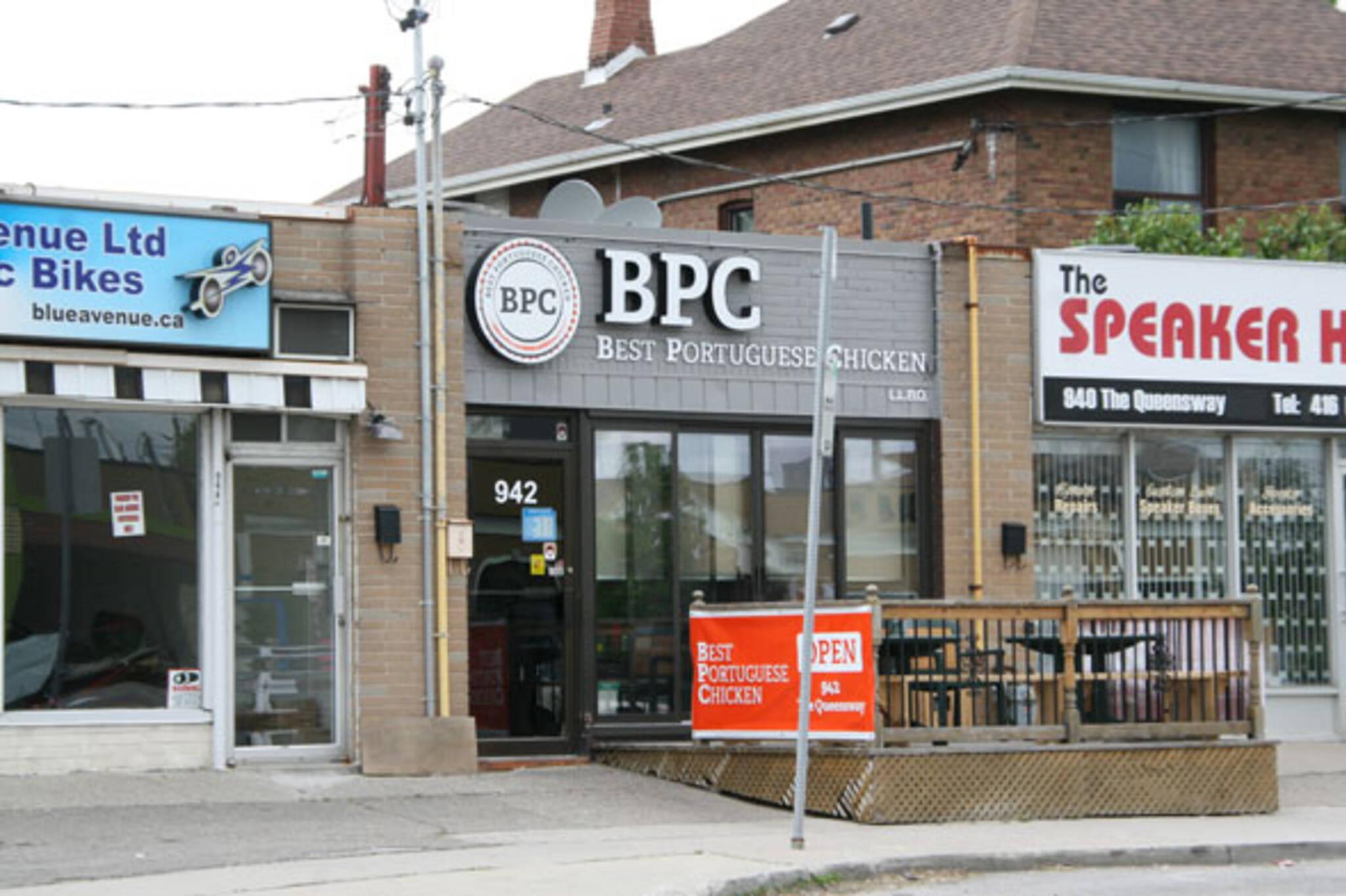 Best Portuguese Chicken Restaurant Toronto