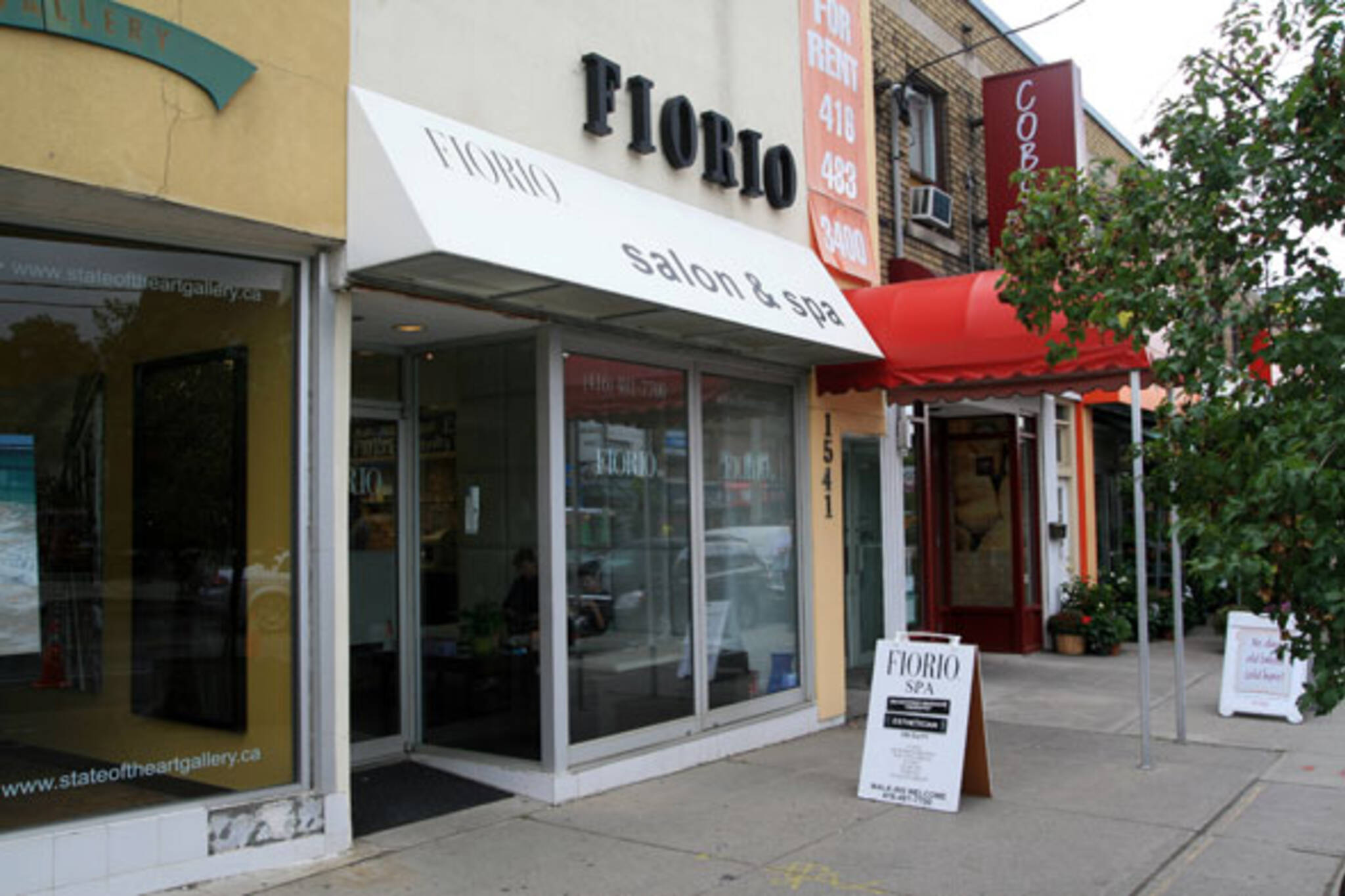 Fiorio Salon Toronto