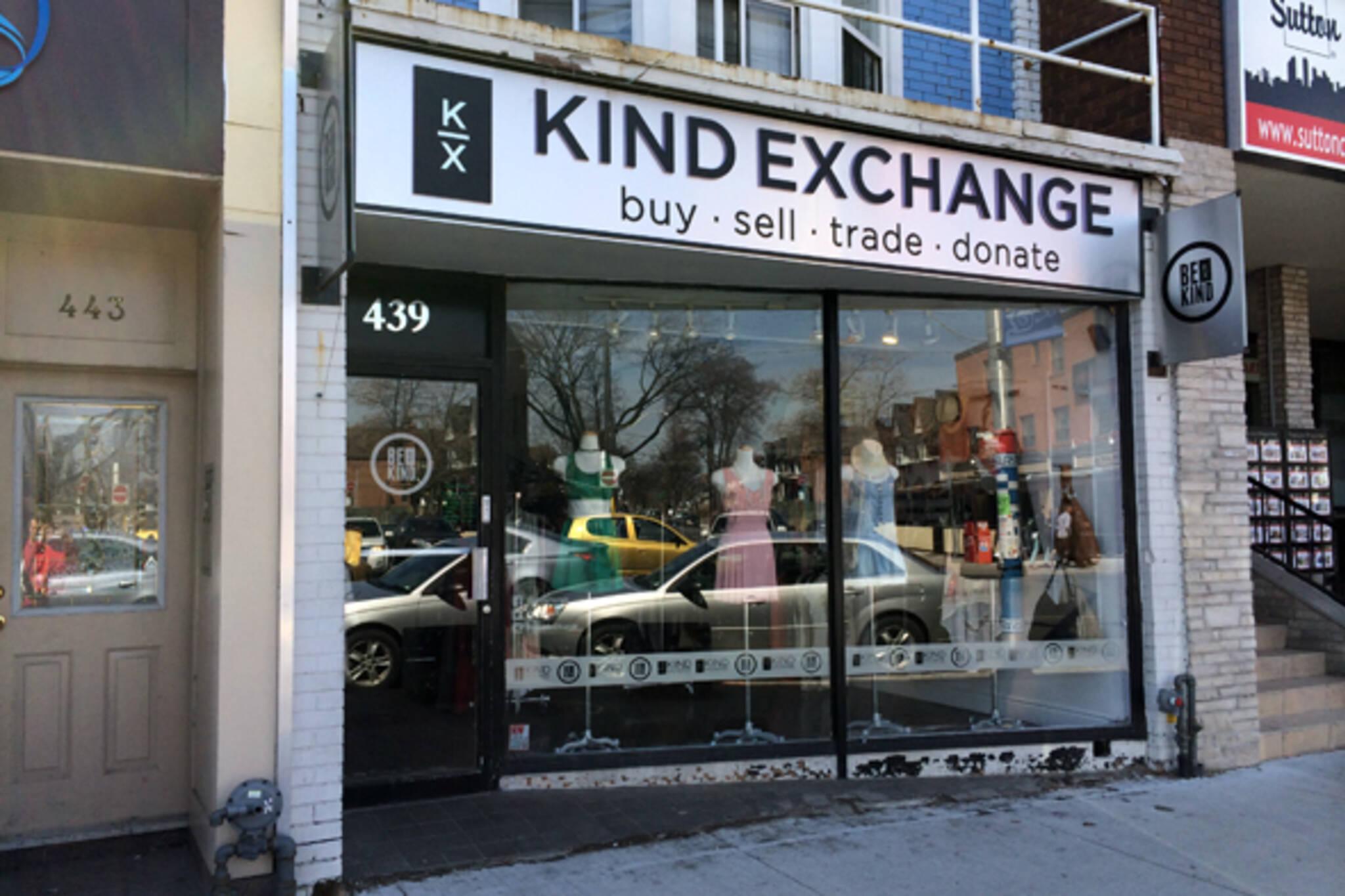 Kind Exchange toronto