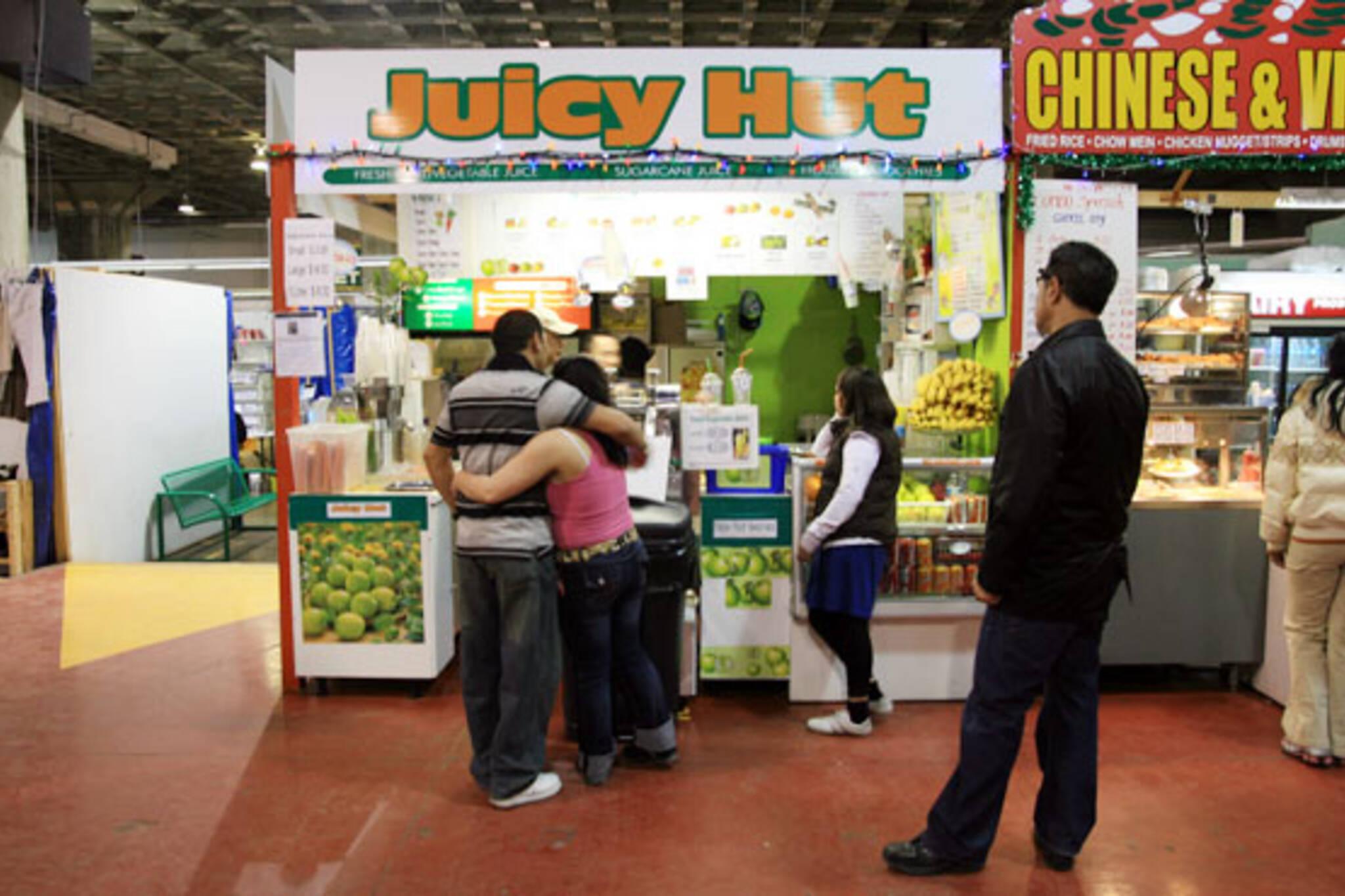Juicy Hut