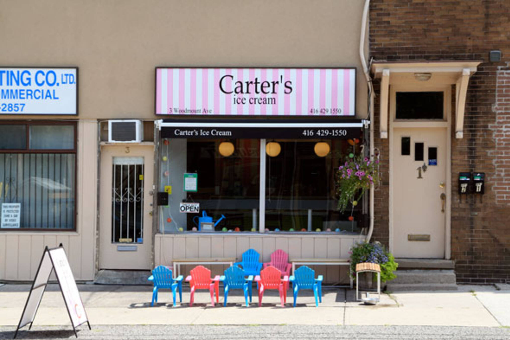 Carters Ice Cream Toronto