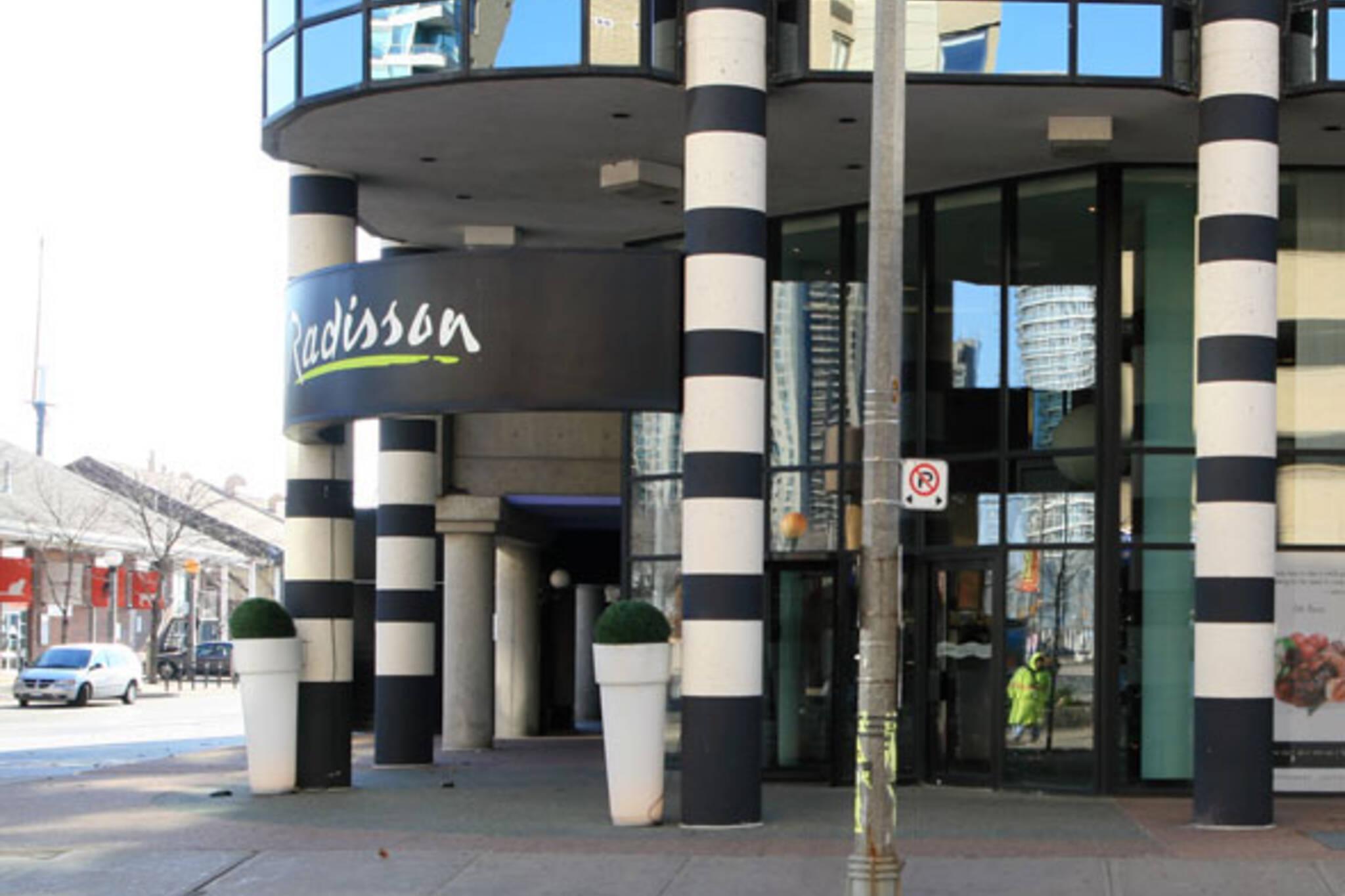 Radisson Hotel Toronto