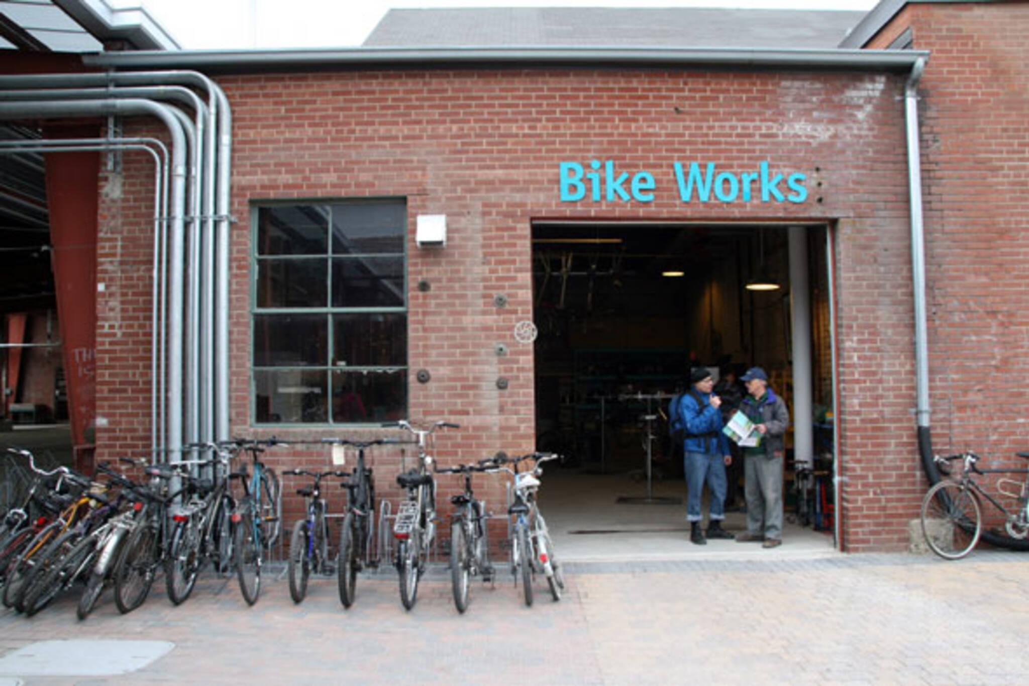 Bike Works Toronto