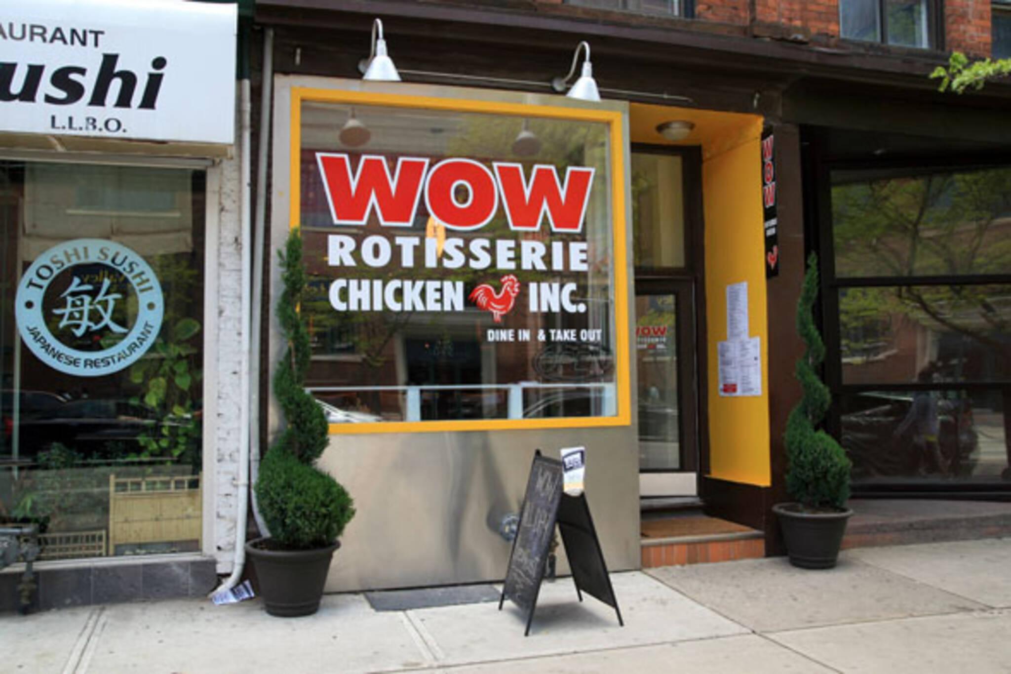 WOW Rotisserie Chicken