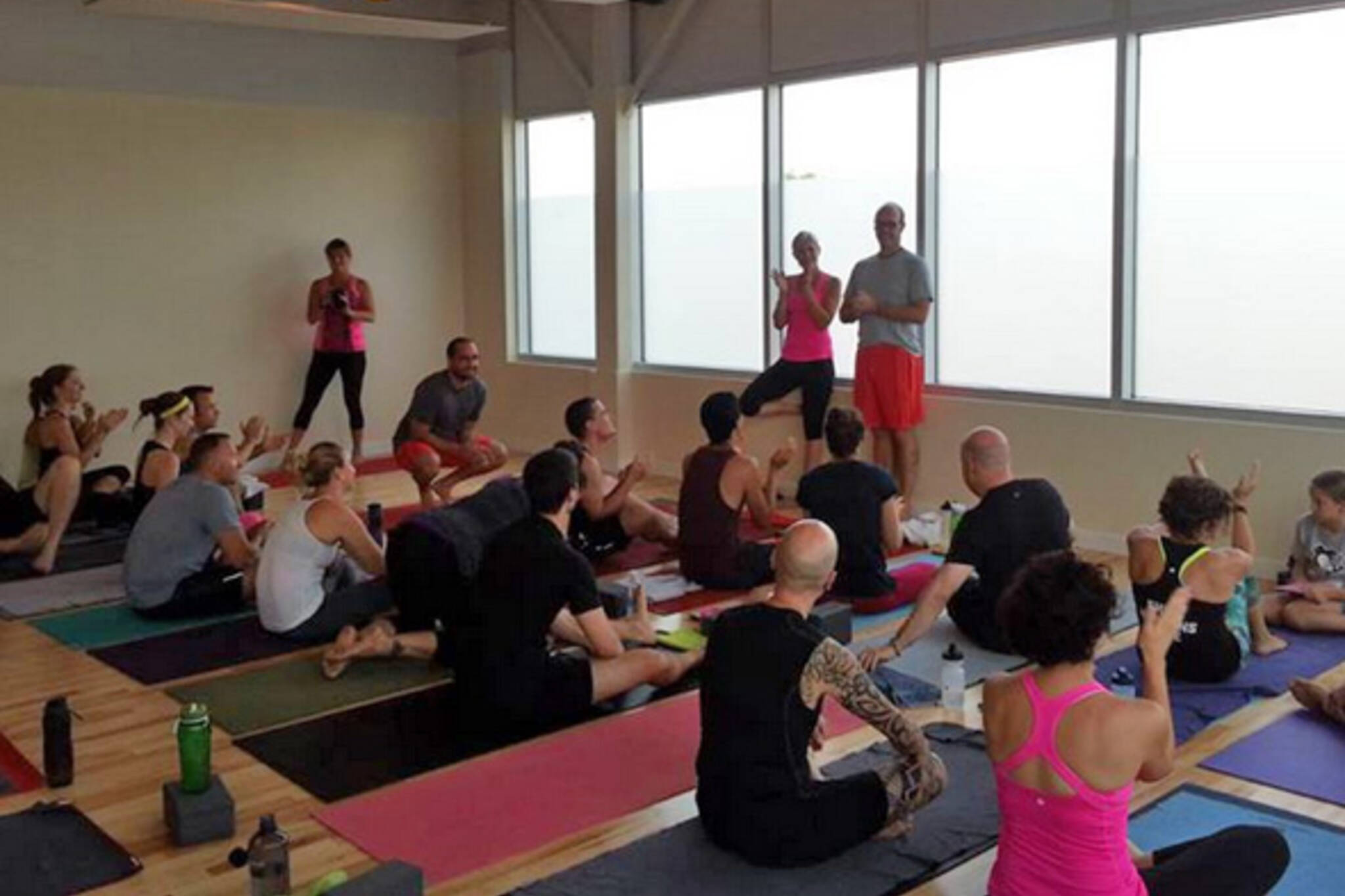 Power Yoga Canada Leaside