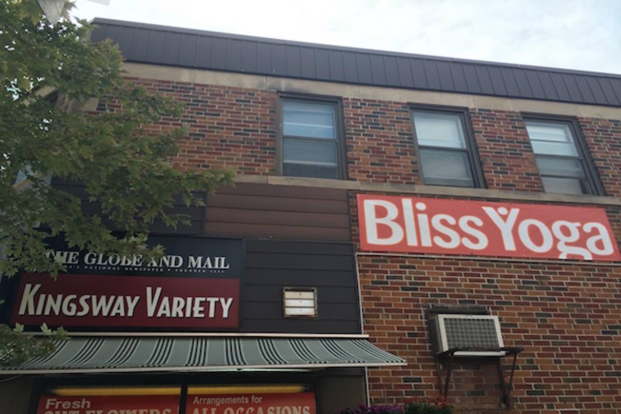 Bliss Yoga Toronto