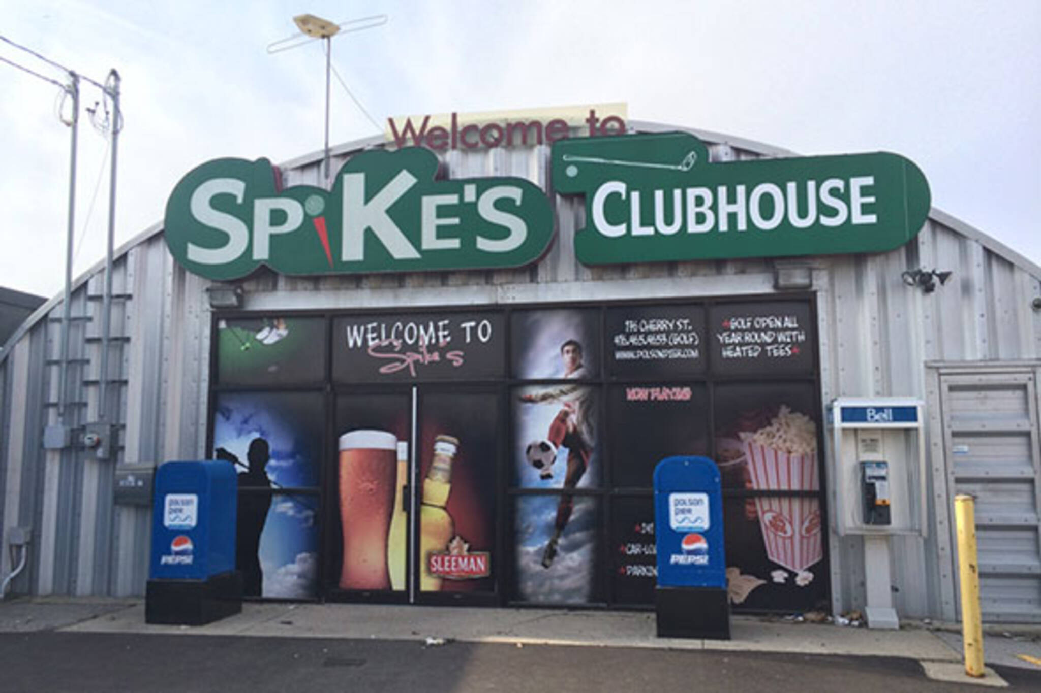 Spike's Clubhouse
