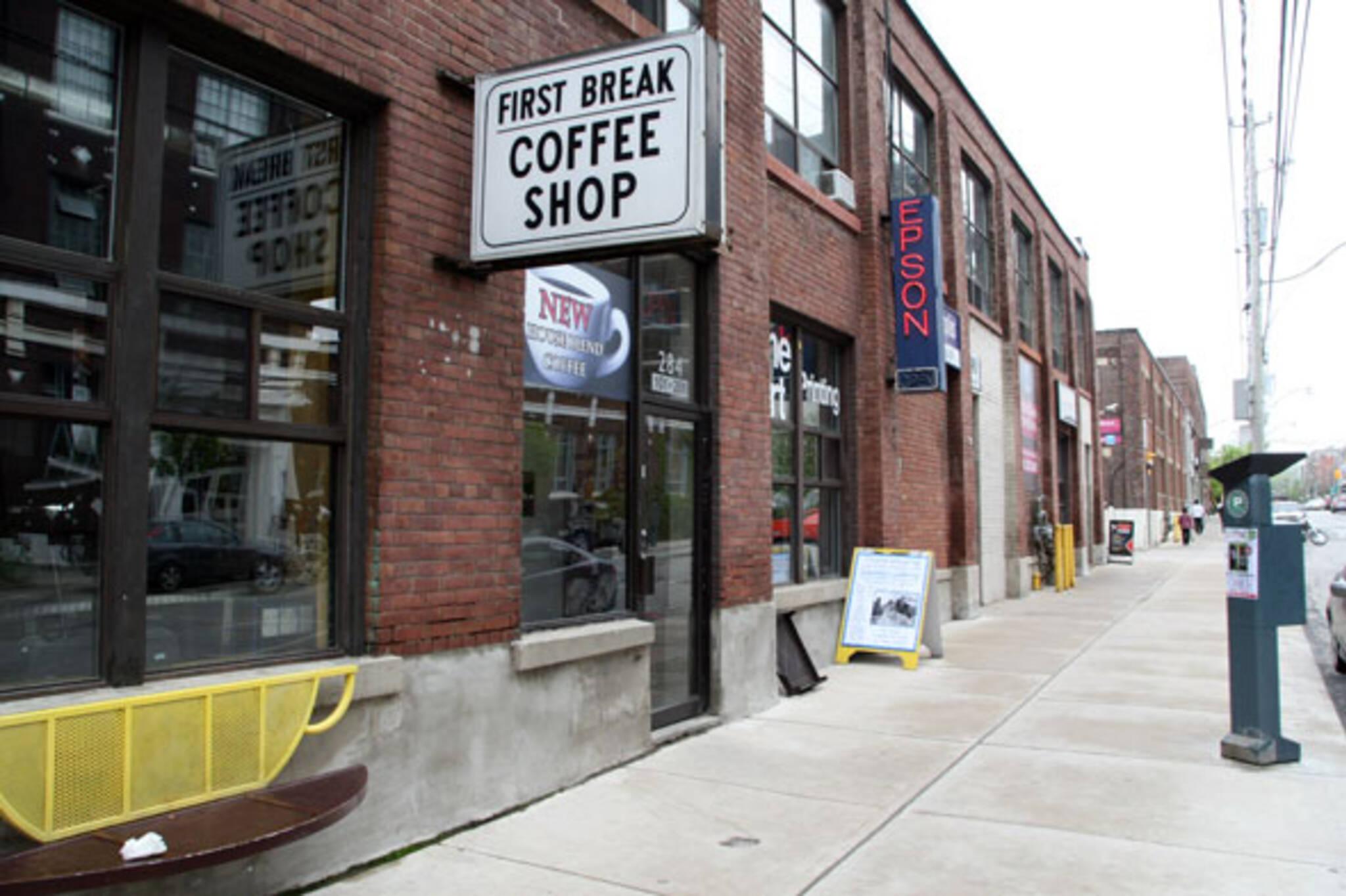 First Break Coffee