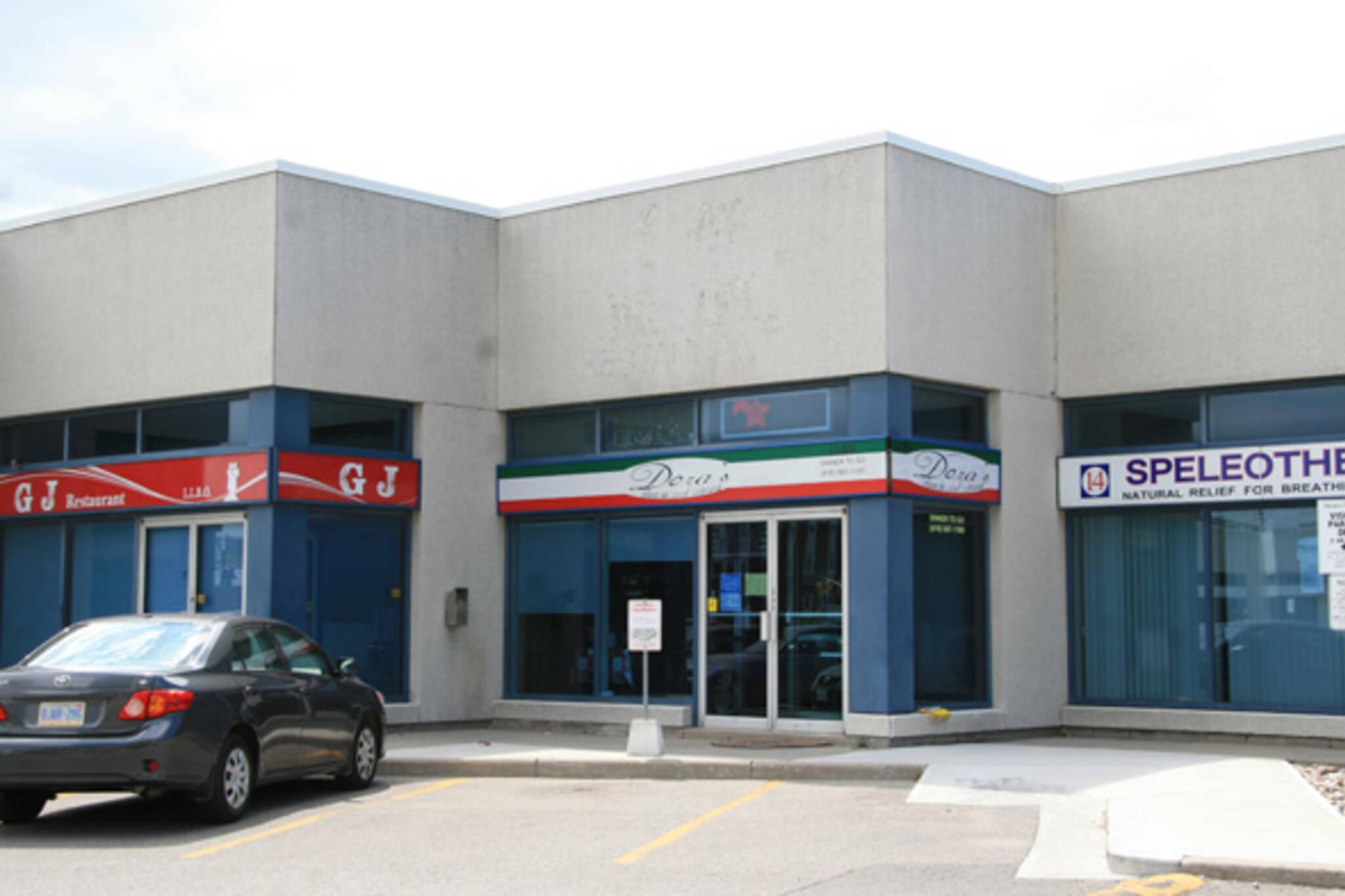 Doras Steeles Toronto