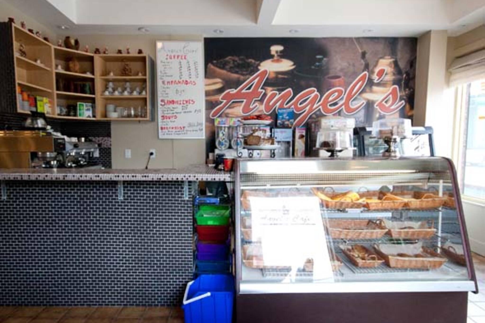 Angels Cafe Toronto