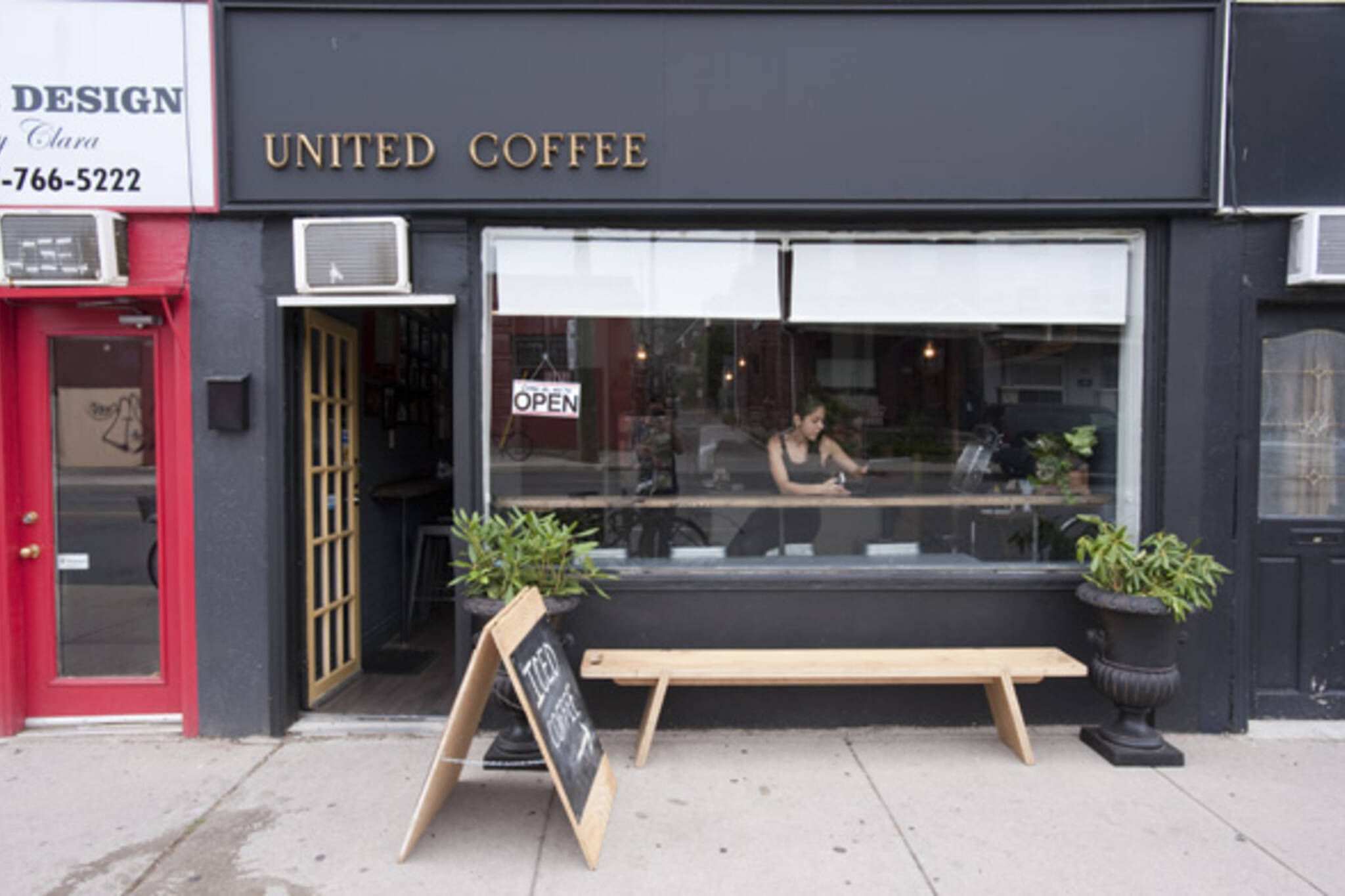 United Coffee Toronto