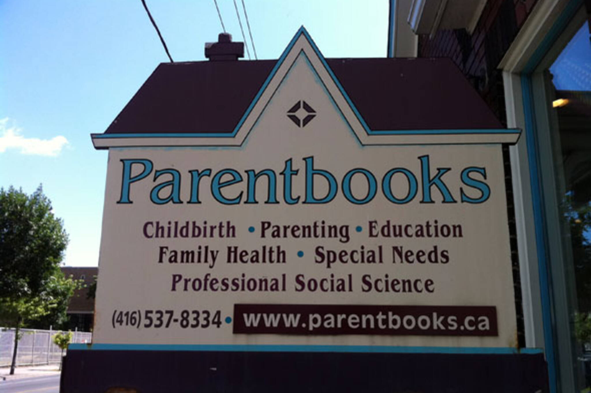 Parentbooks Toronto
