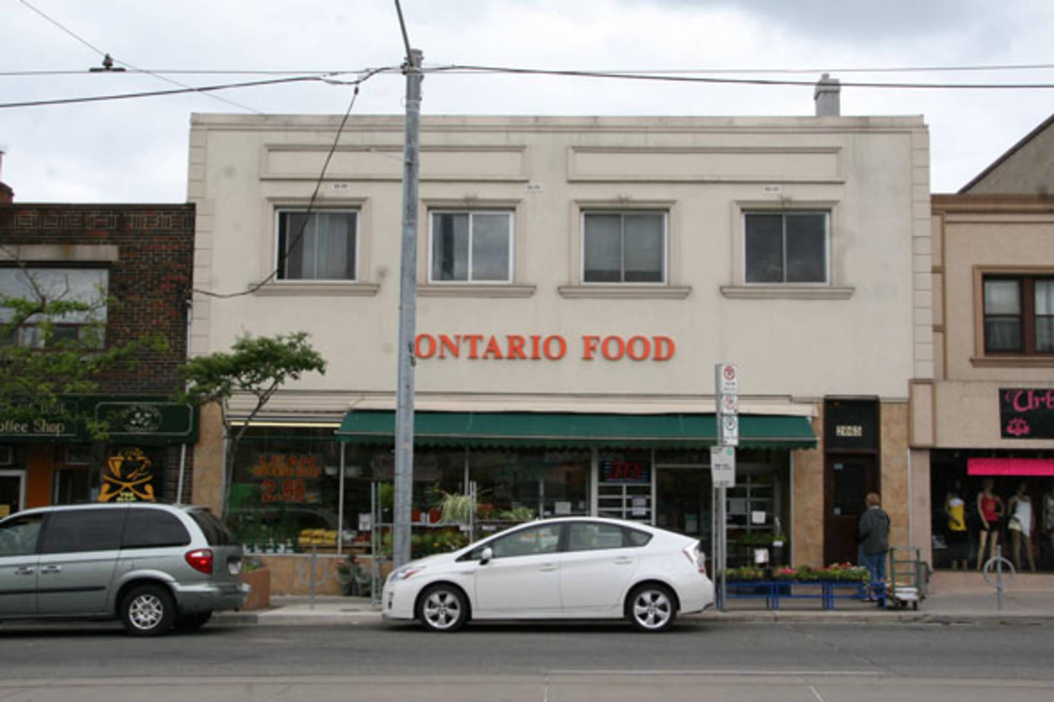 Ontario Food Toronto