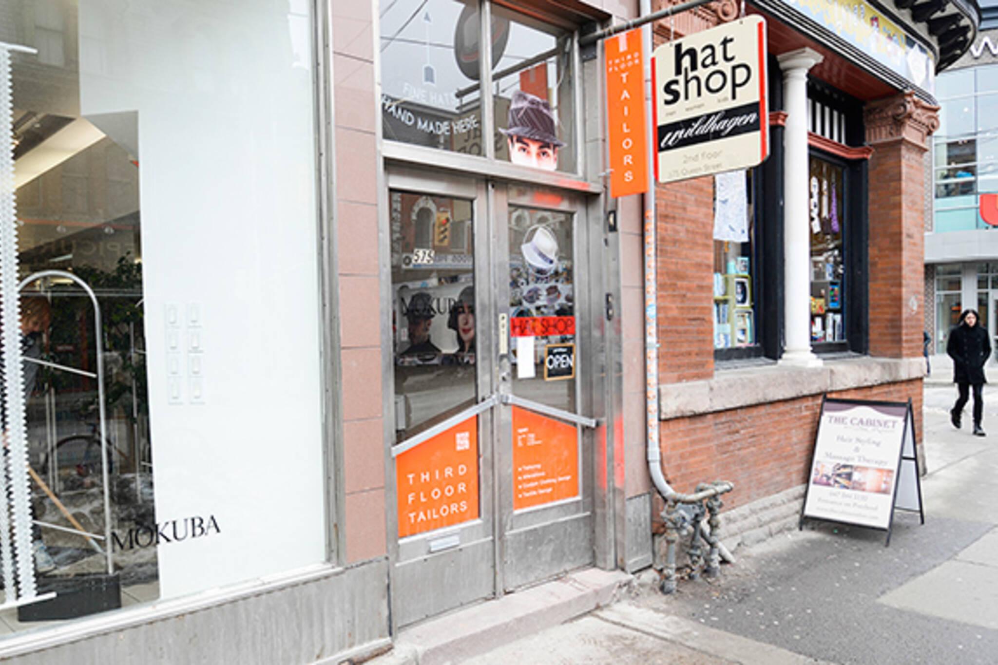 Third Floor Tailors - blogTO - Toronto