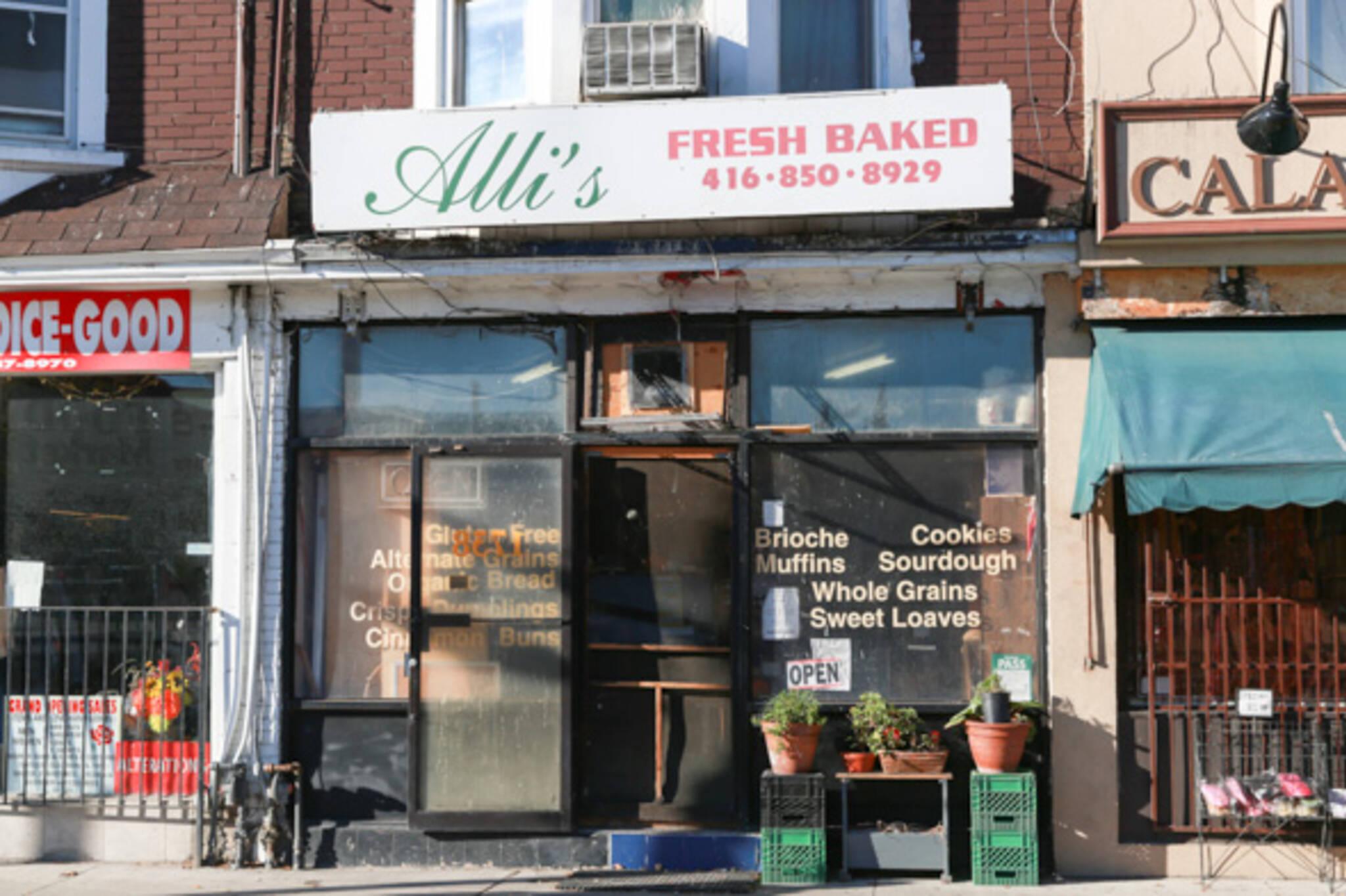 allis fresh baked