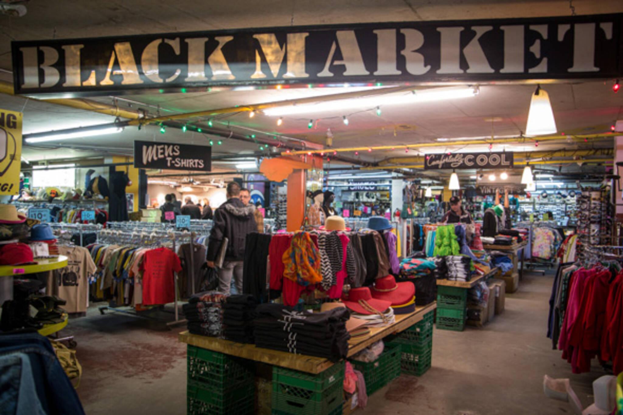 black market toronto