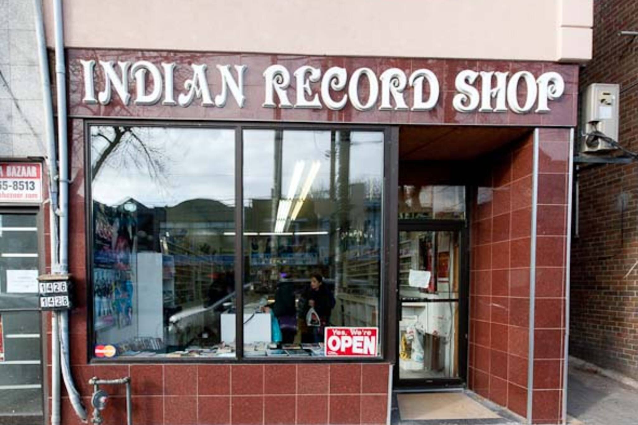 Indian Record Shop