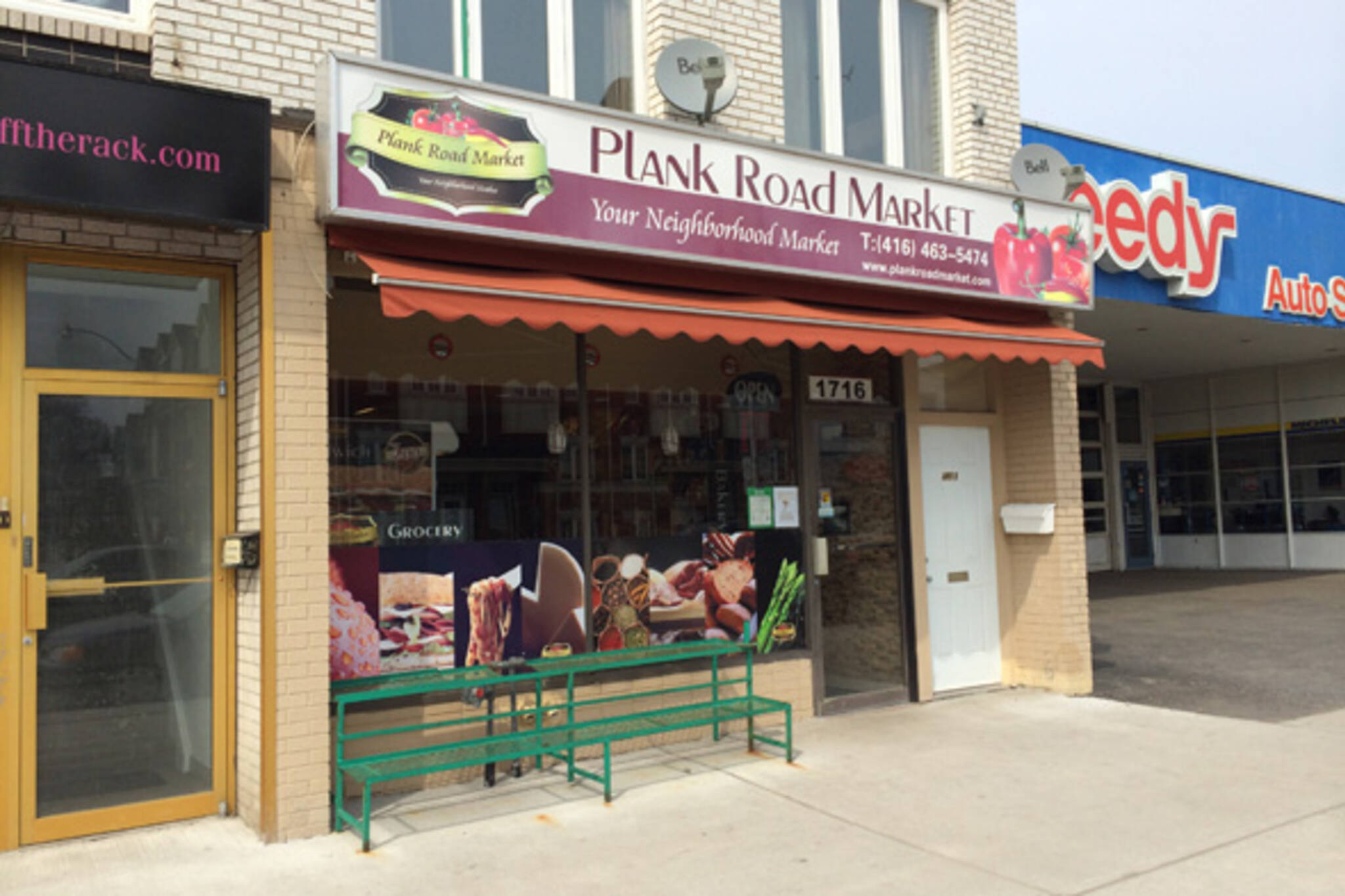 plank road market toronto