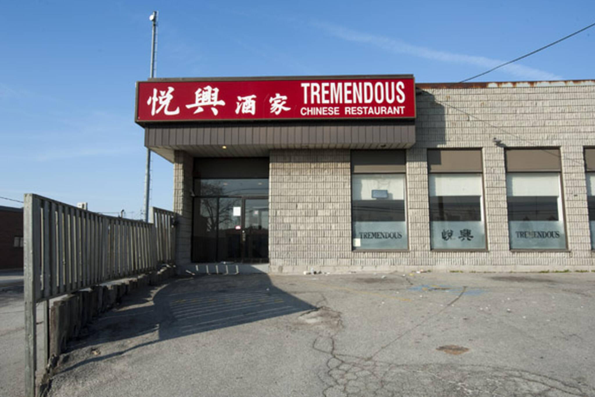 Tremendous Chinese Restaurant