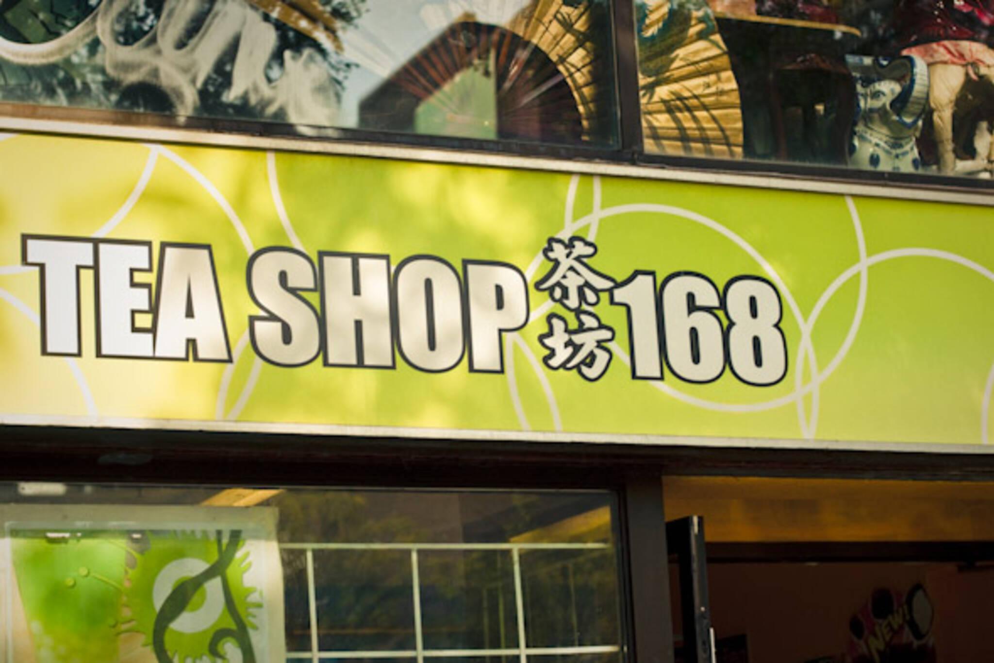 Tea Shop 168