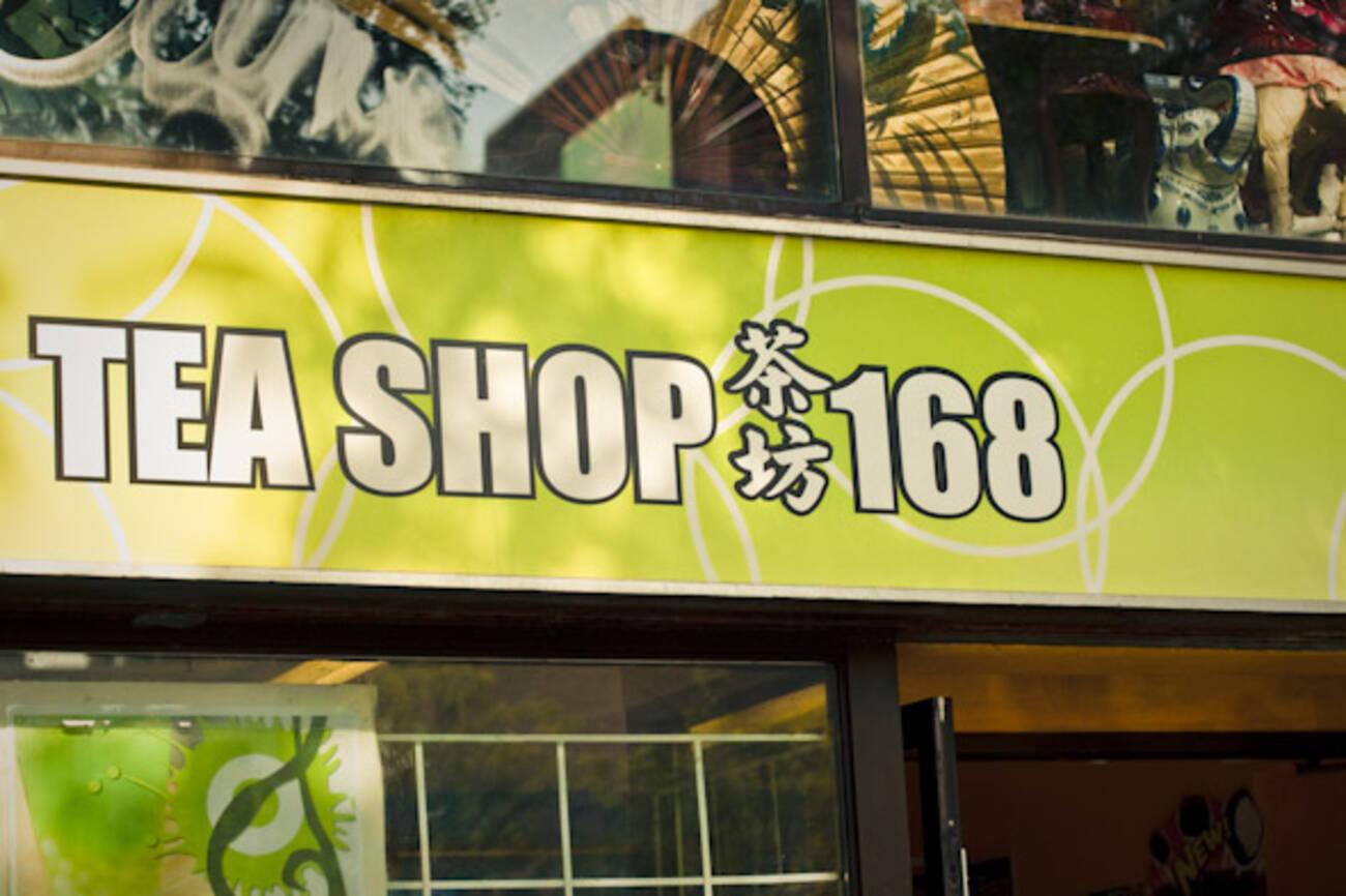 Tea Shop 168 Closed Blogto Toronto