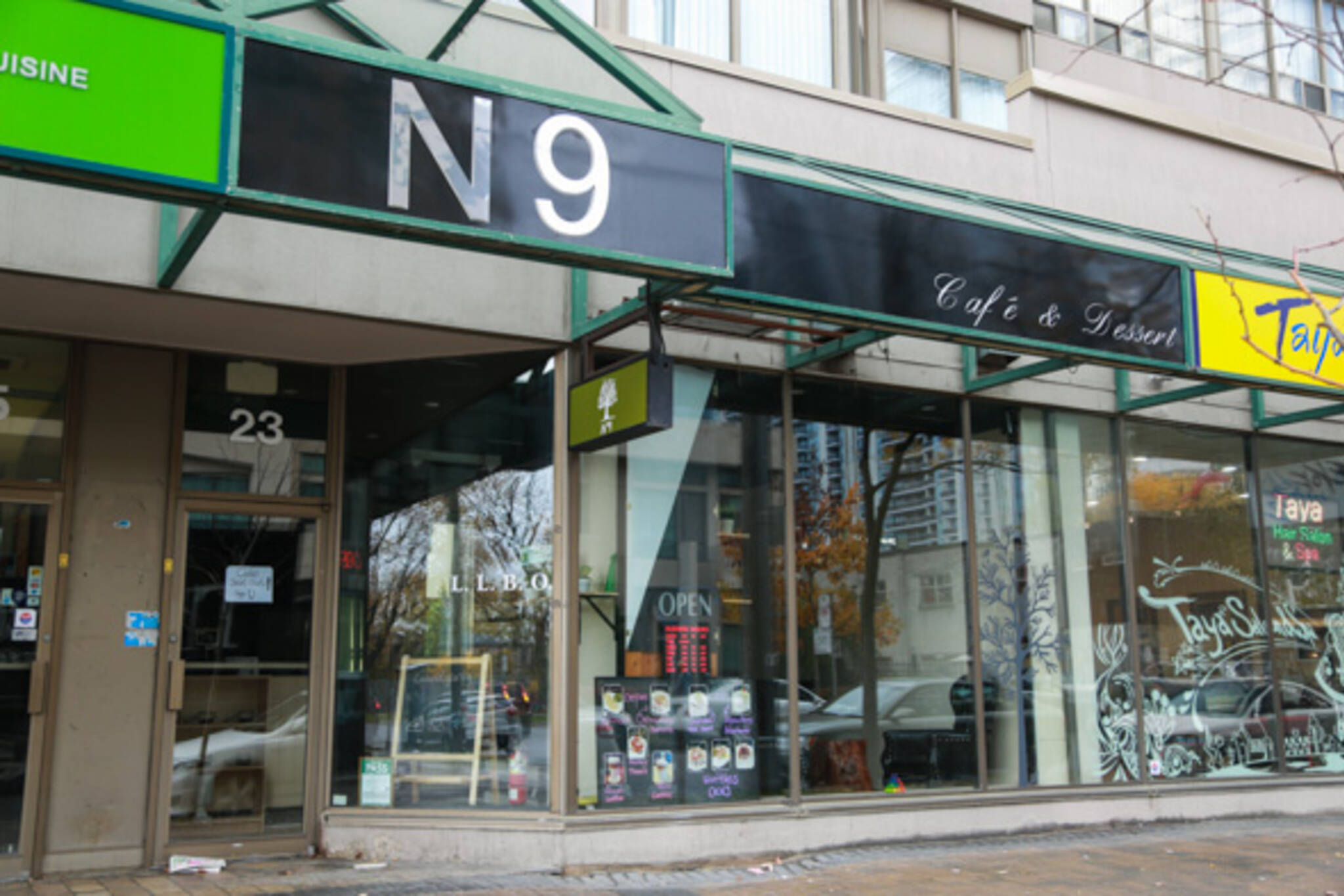 n9 cafe